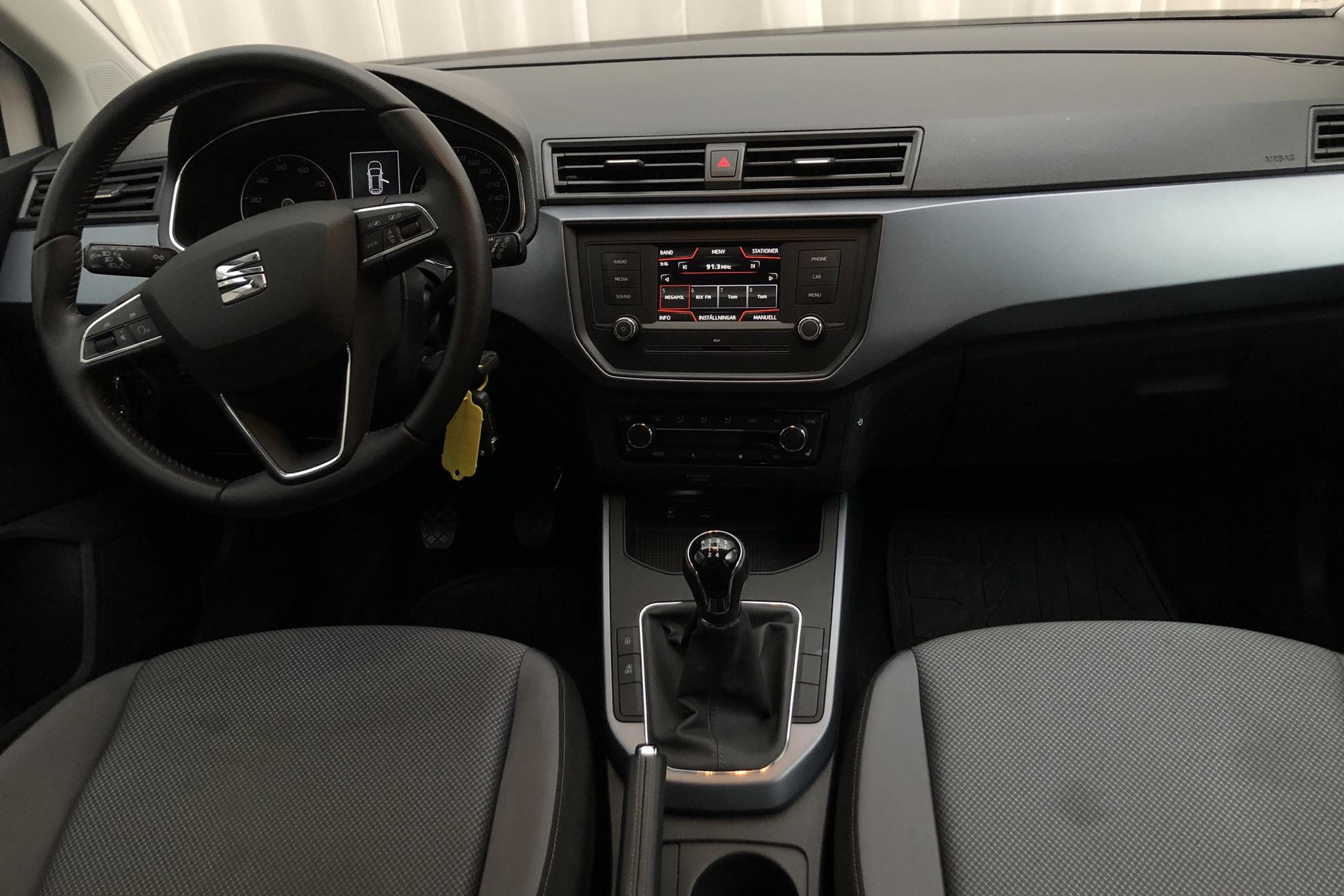 Seat Arona 1.0 TSI 5dr (95hk) - 55 770 km - Manual - white - 2018