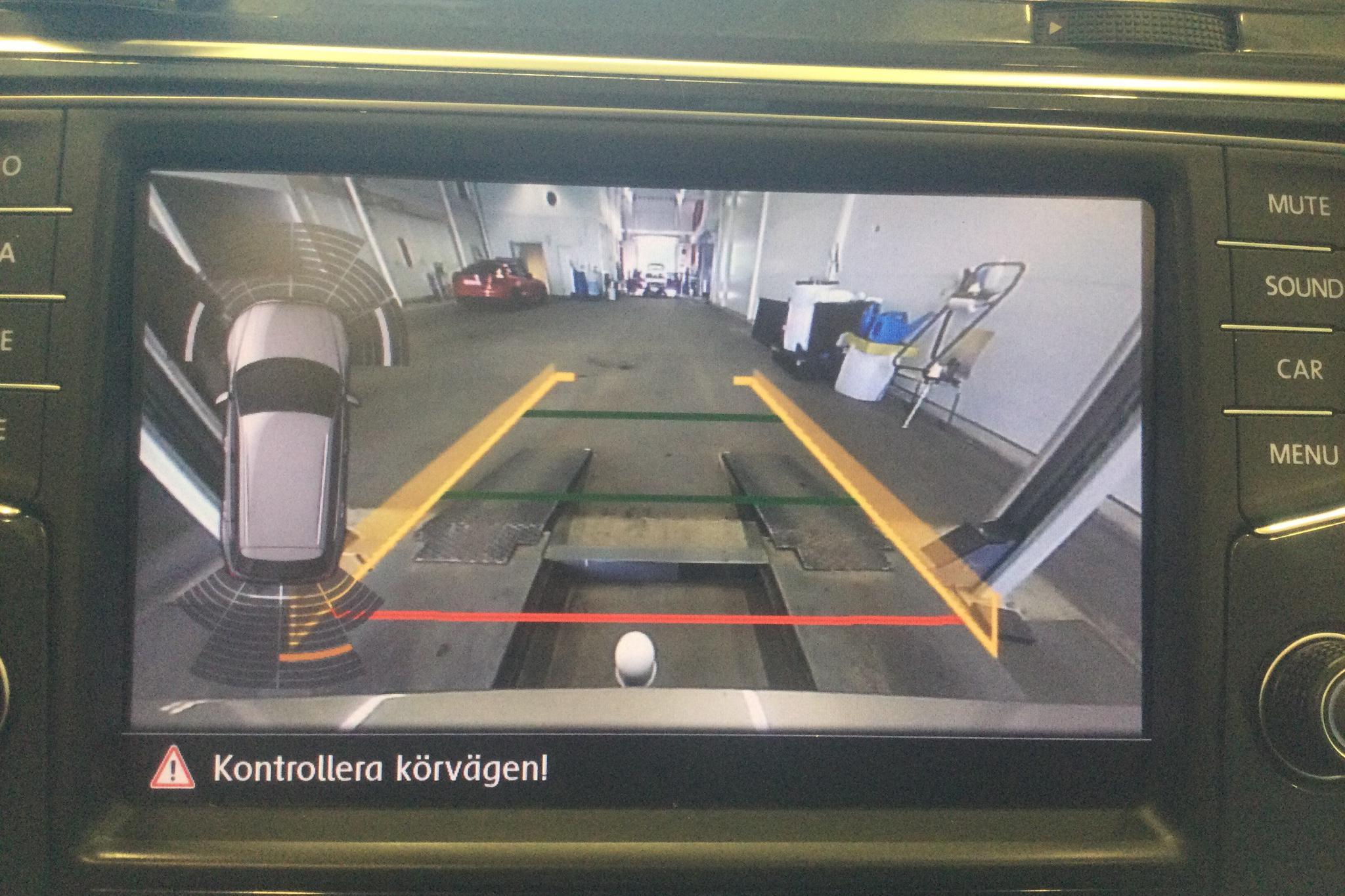 VW Tiguan 2.0 TDI 4MOTION (190hk) - 14 482 mil - Automat - Light Brown - 2017
