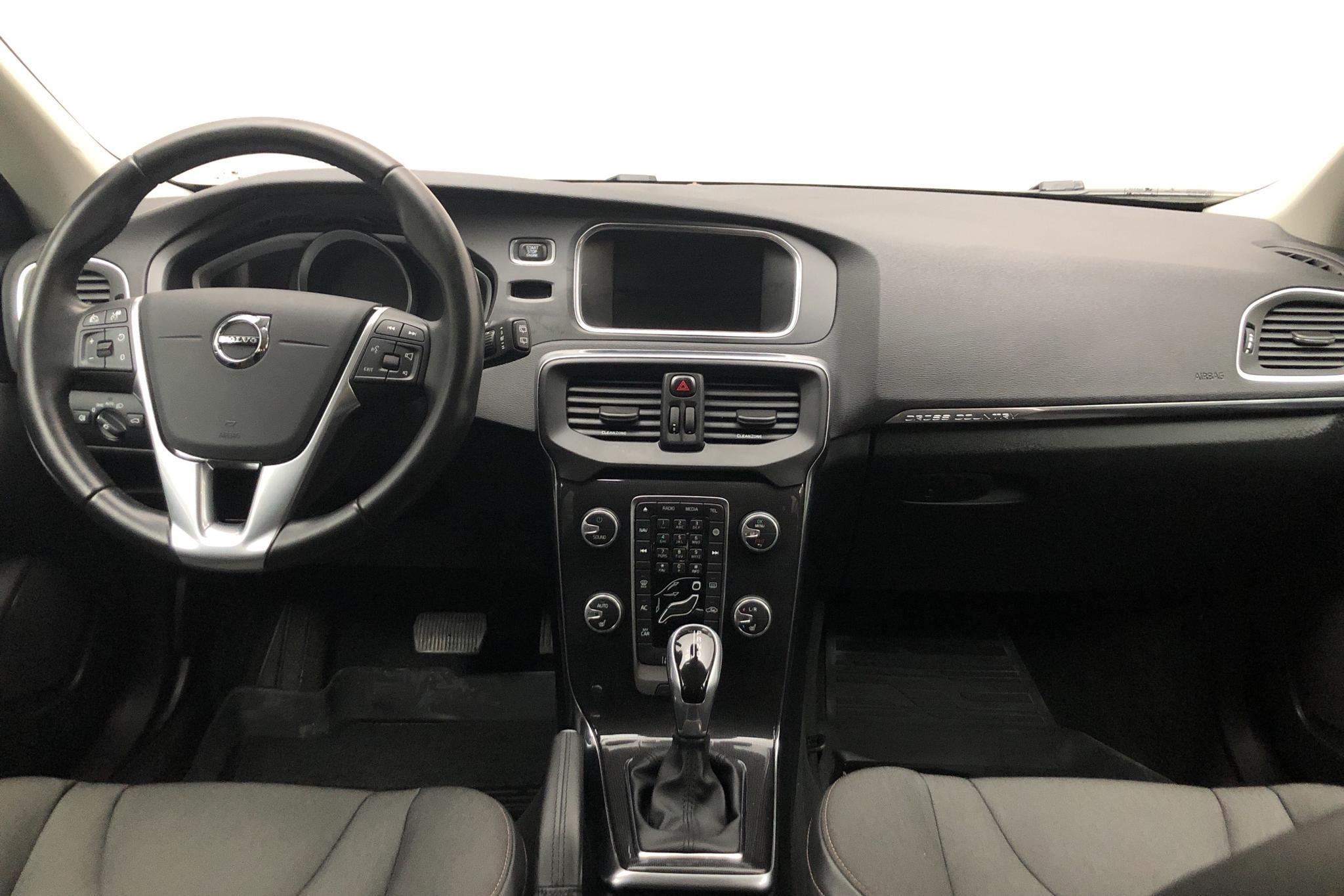 Volvo V40 Cross Country D3 (150hk) - 50 330 km - Automatic - gray - 2017