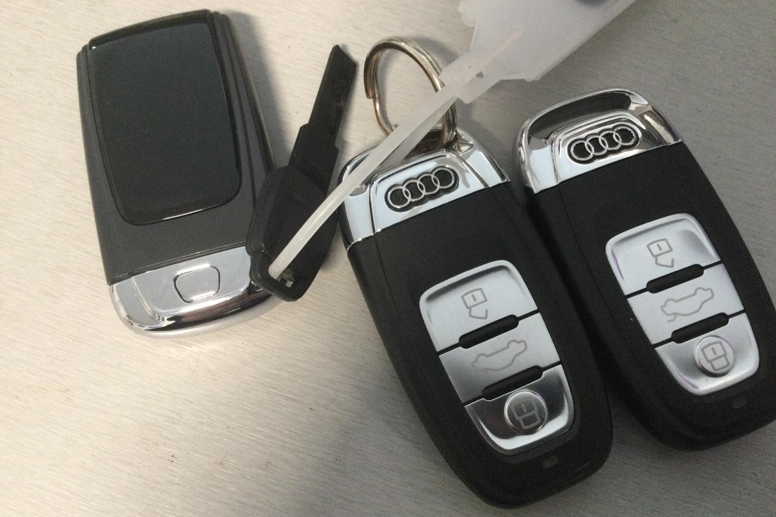 Audi A6 2.0 TDI Avant (190hk) - 13 990 mil - Automat - vit - 2018