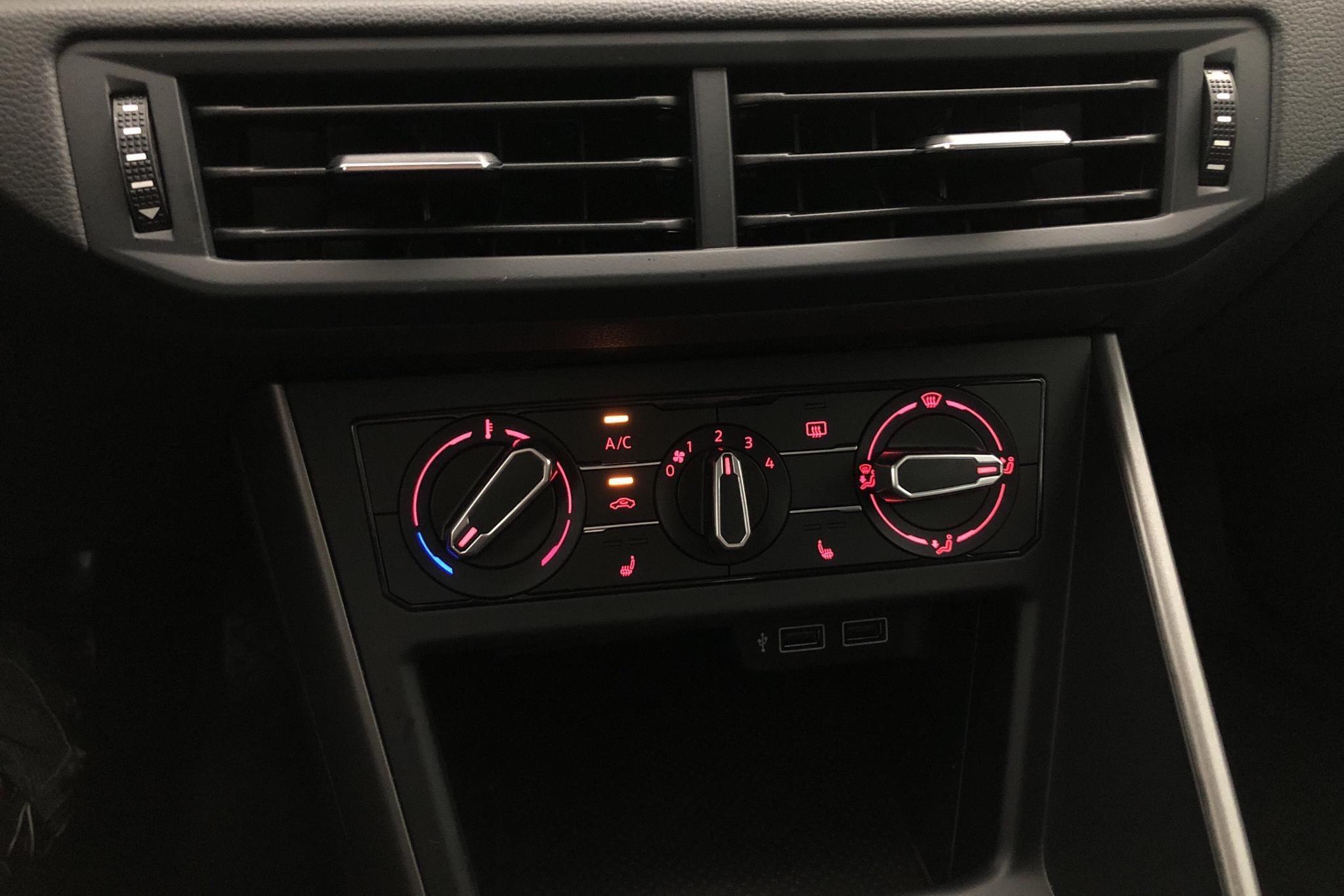VW Polo 1.0 TSI 5dr (95hk) - 3 081 mil - Manuell - Dark Grey - 2018