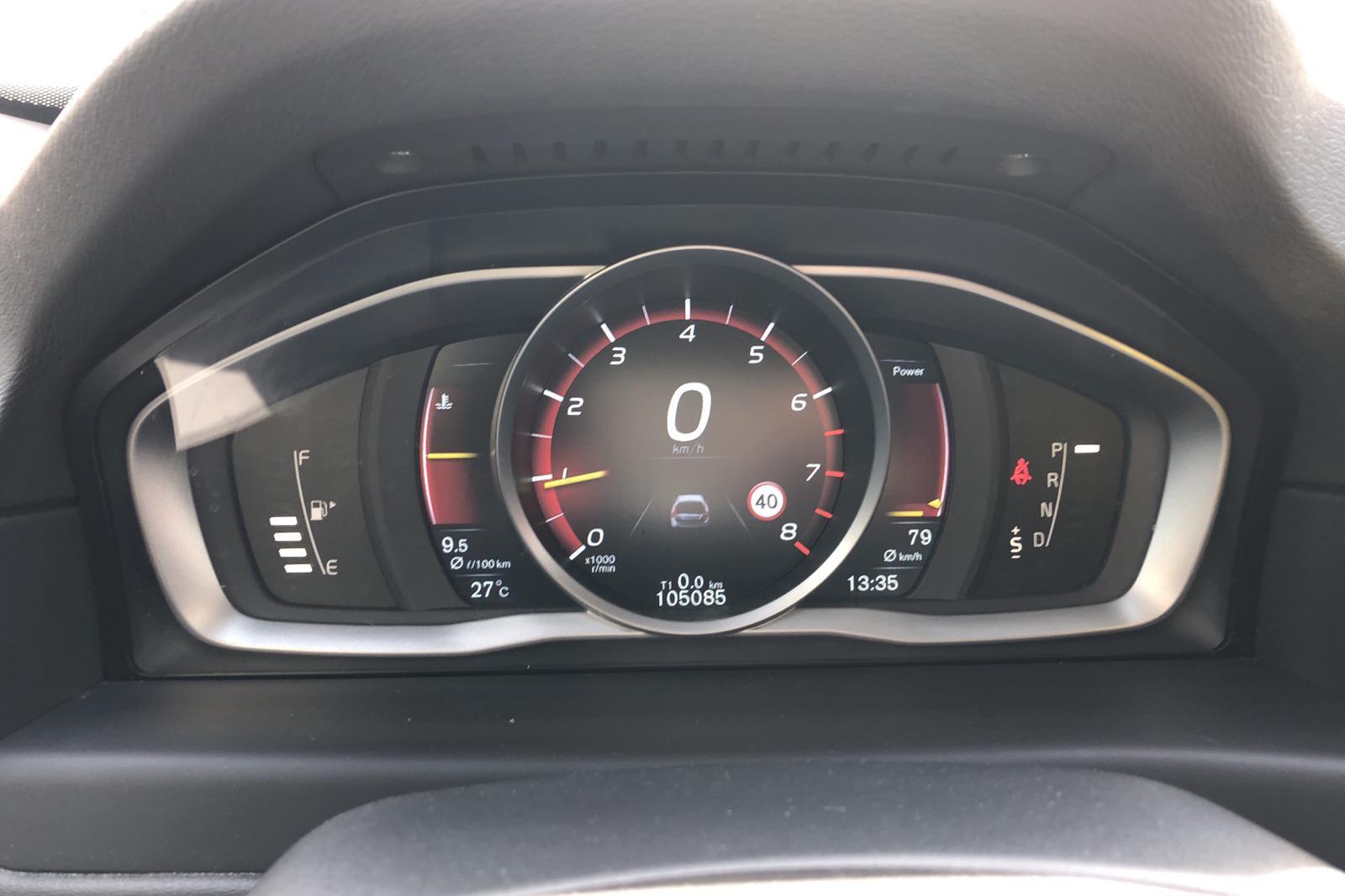 Volvo V70 II T5 (245hk) - 105 100 km - Automatic - black - 2016