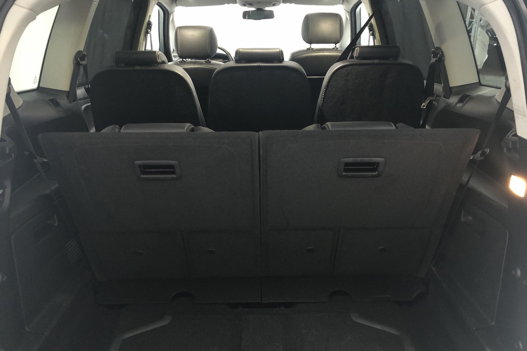 Ford S-MAX 2.0 Duratorq TDCi (140hk) - 22 808 mil - Automat - svart - 2011
