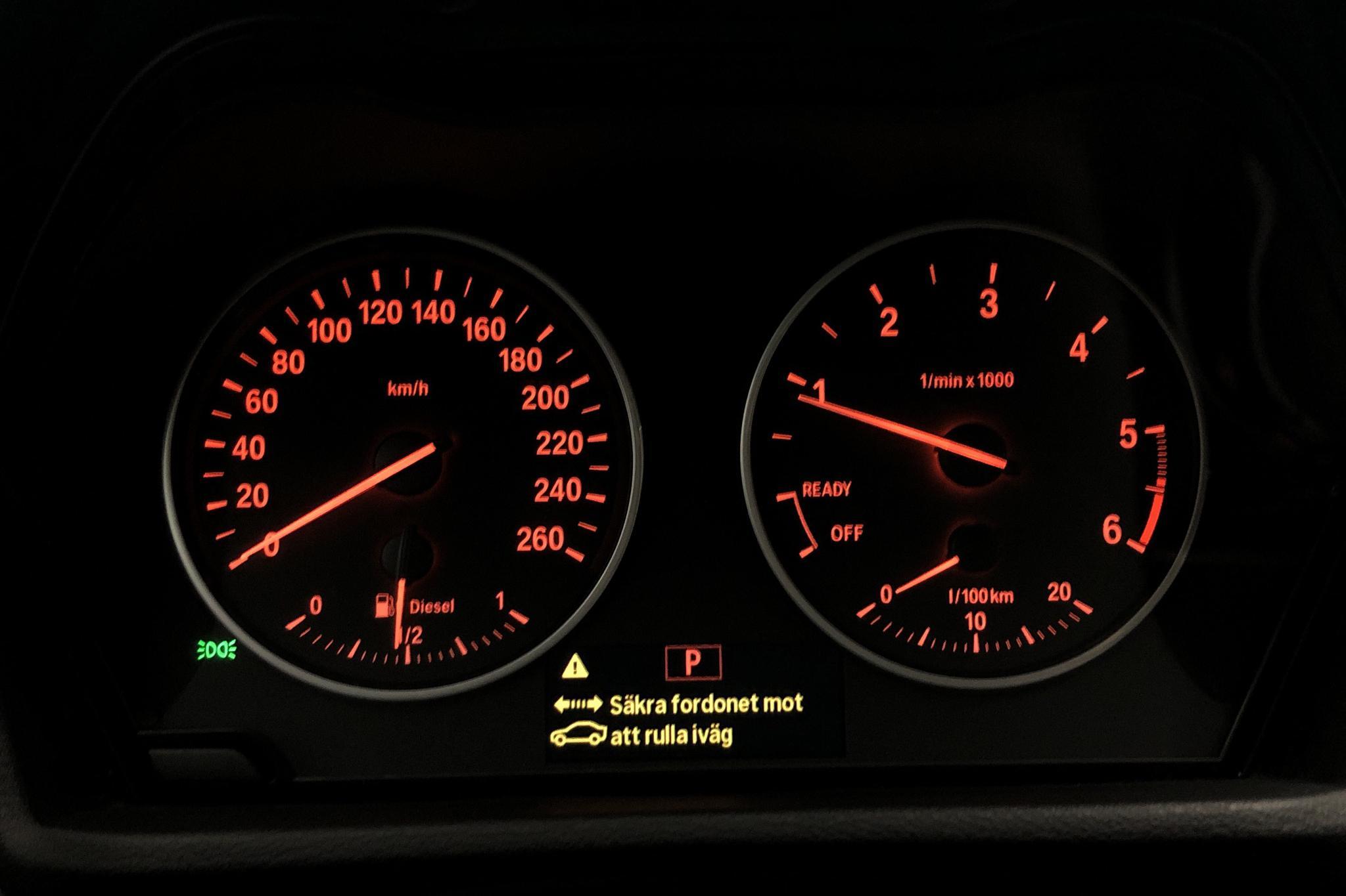 BMW X1 xDrive18d, F48 (150hk) - 10 998 mil - Automat - svart - 2017