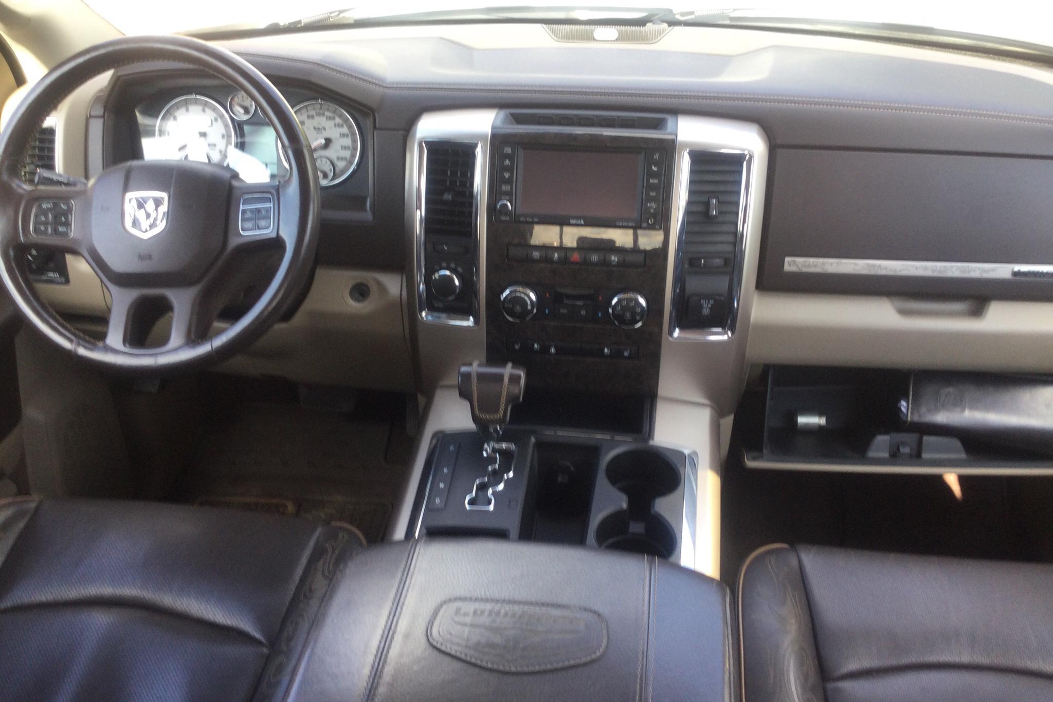 Dodge RAM 1500 5.7 (390hk) - 160 430 km - Automatic - white - 2012