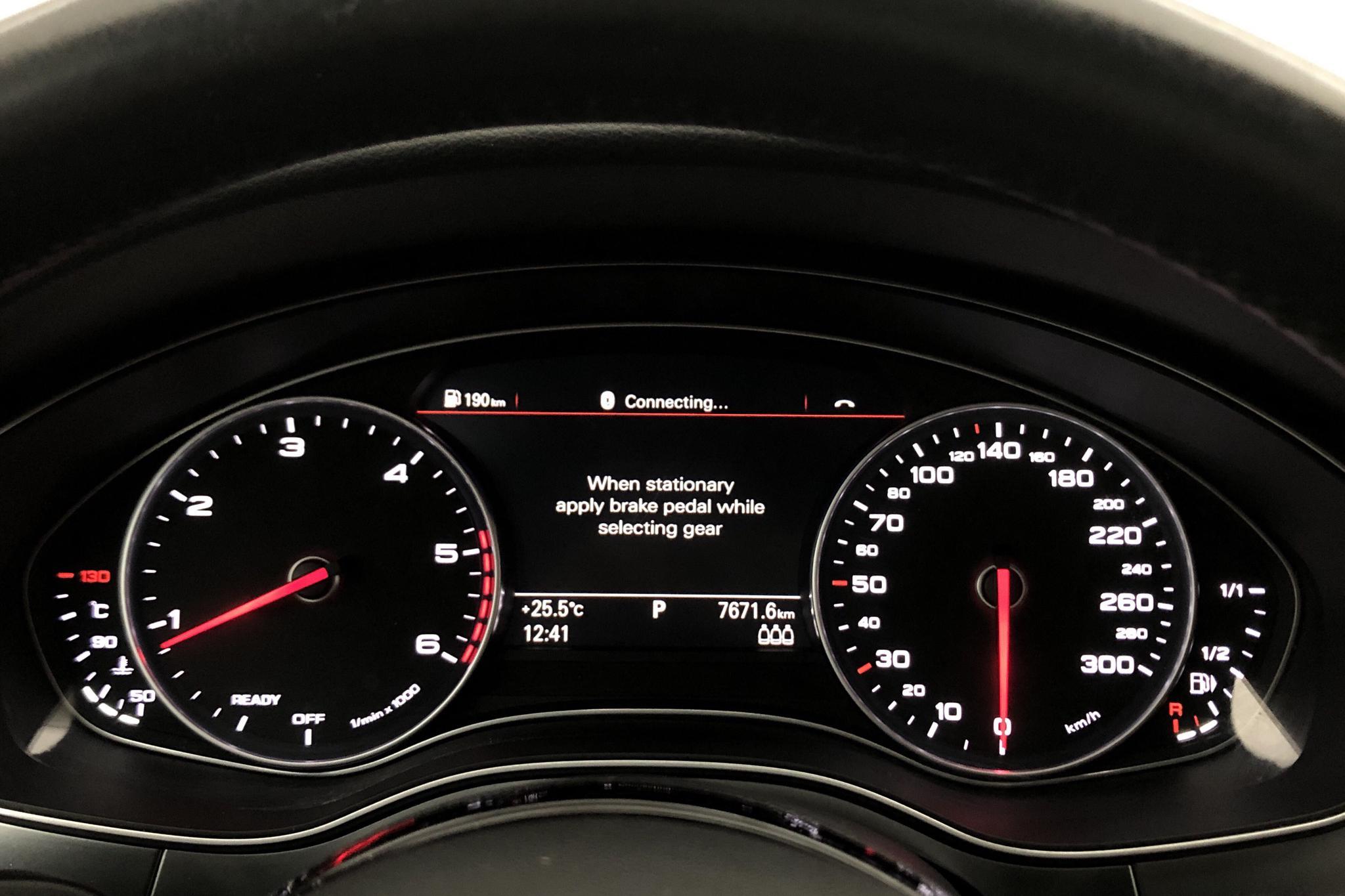 Audi A6 2.0 TDI Avant (190hk) - 53 470 km - Automatic - gray - 2016