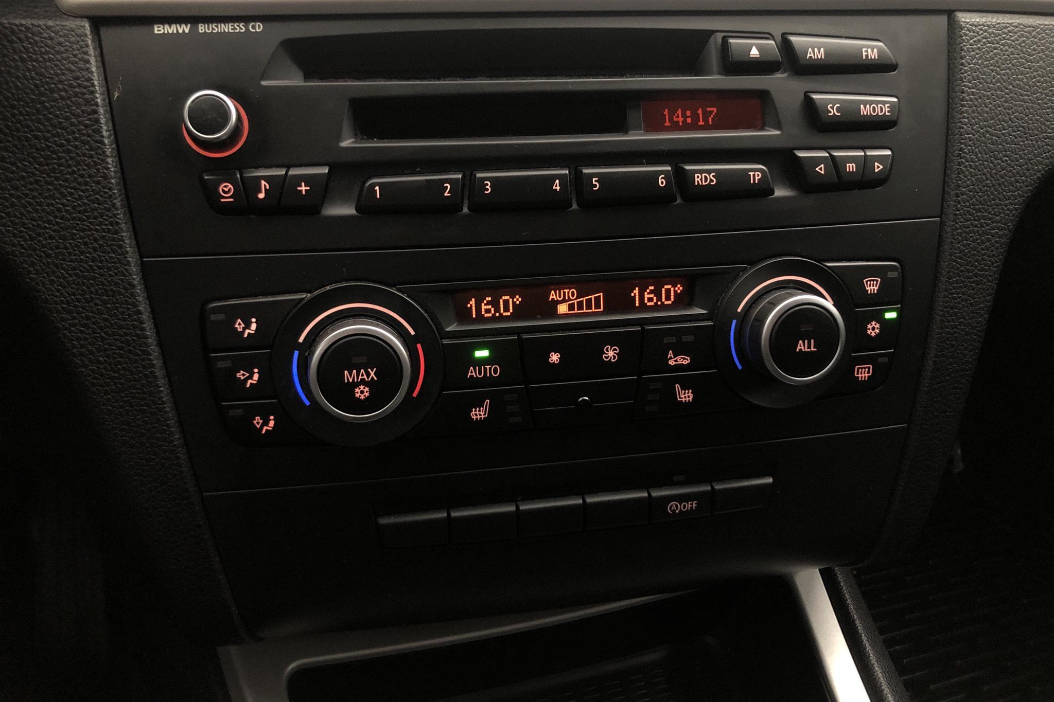 BMW 118d 5dr, E87 (143hk) - 7 891 mil - Manuell - grå - 2011