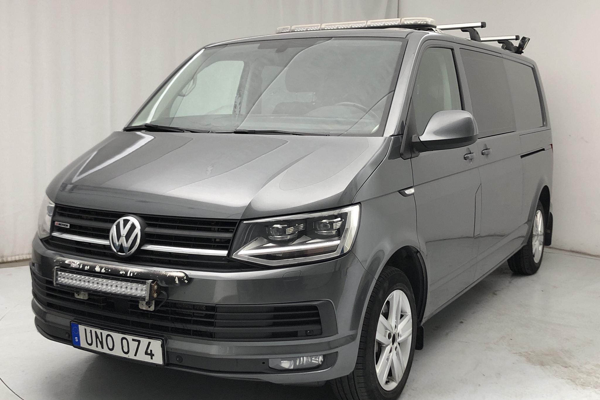 VW Transporter Kombi T6 2.0 TDI BMT 4MOTION (204hk)