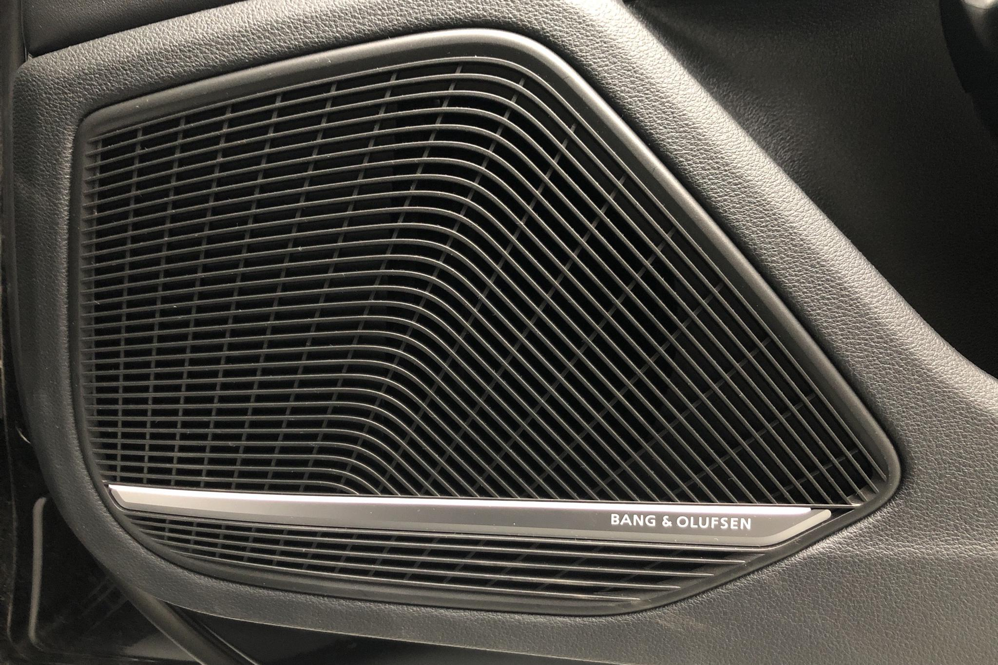Audi A5 2.0 TFSI Coupé quattro (252hk) - 5 039 mil - Automat - svart - 2018