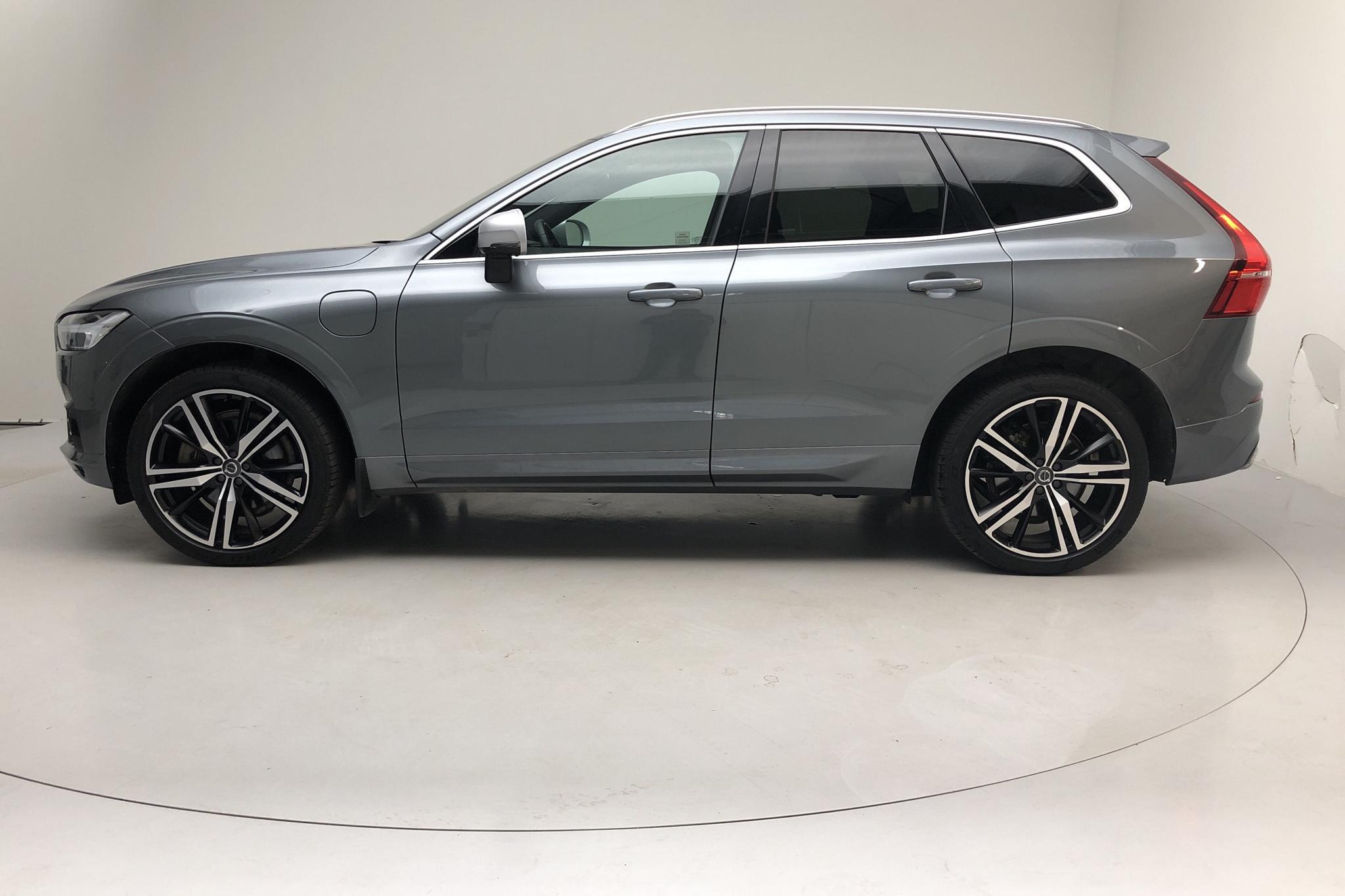 Volvo XC60 T8 AWD Twin Engine (390hk) - 8 390 mil - Automat - grå - 2019