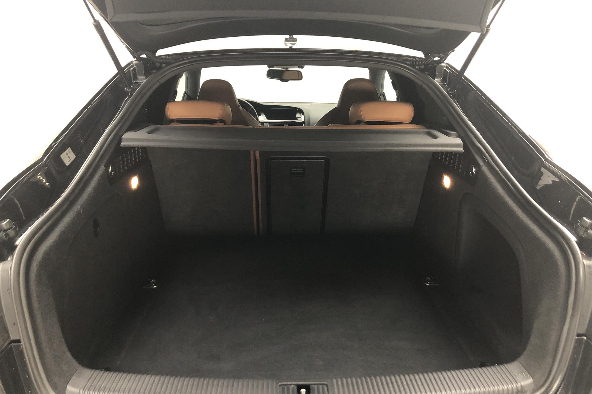 Audi S5 3.0 TFSI Sportback quattro (333hk) - 13 135 mil - Automat - svart - 2013