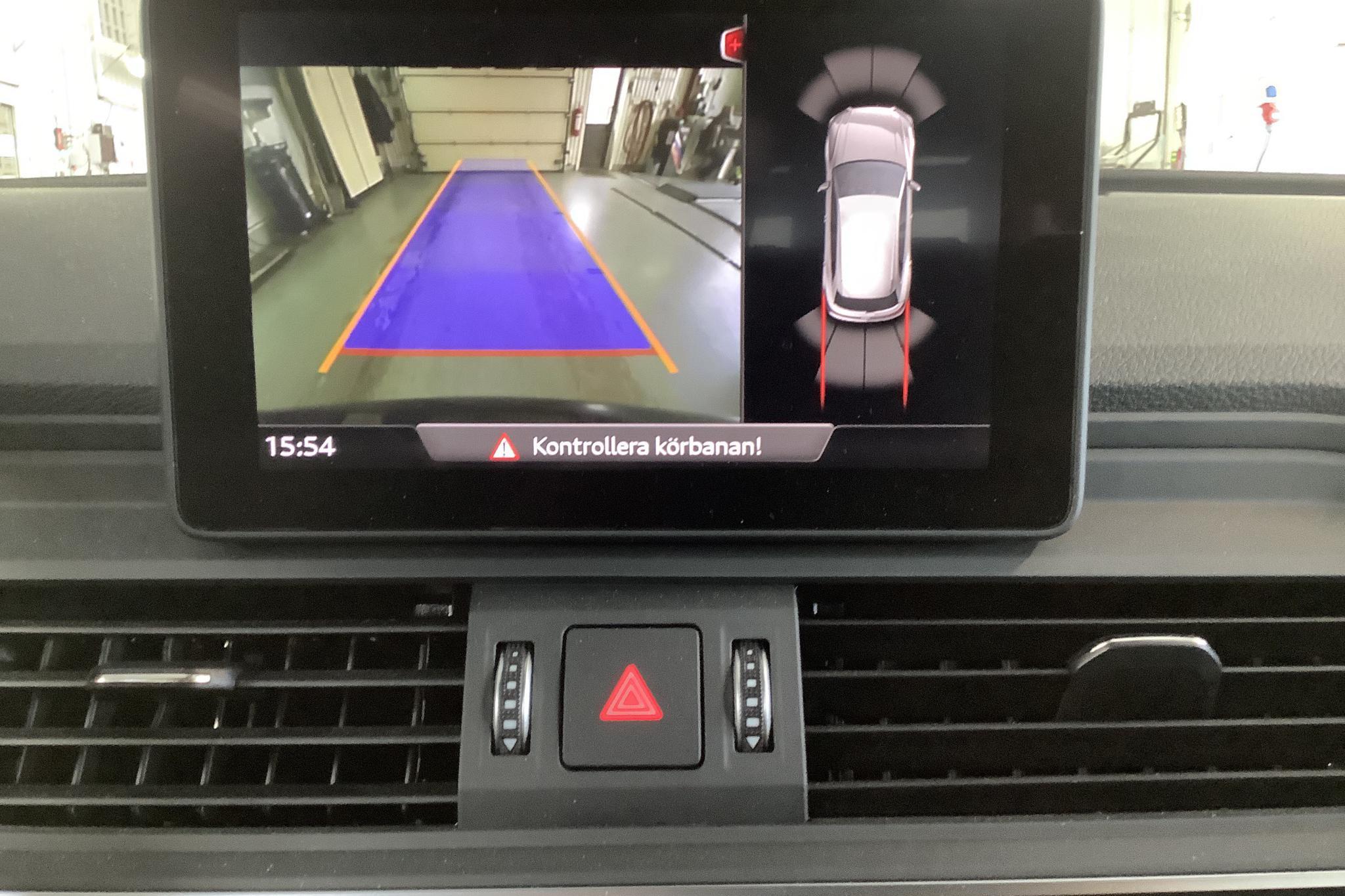 Audi Q5 2.0 TFSI quattro (252hk) - 3 913 mil - Automat - svart - 2018