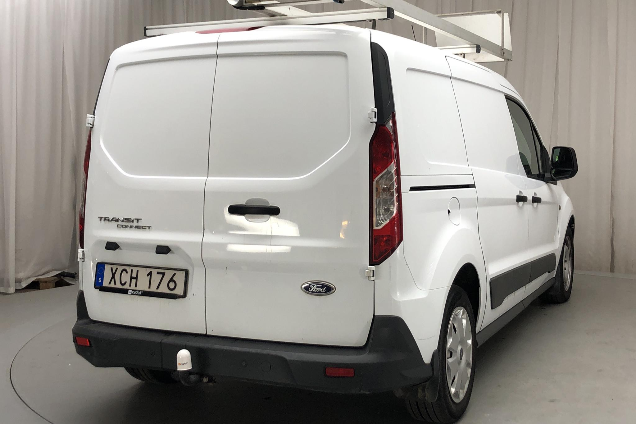 Ford Transit Connect 1.6 TDCi (95hk) - 11 076 mil - Manuell - vit - 2014