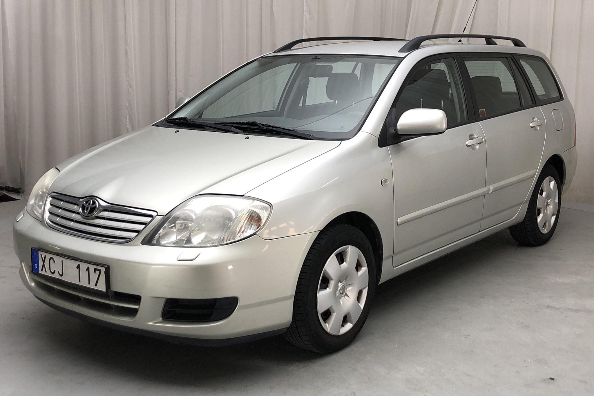 Toyota Corolla 1.6 Touring (110hk)