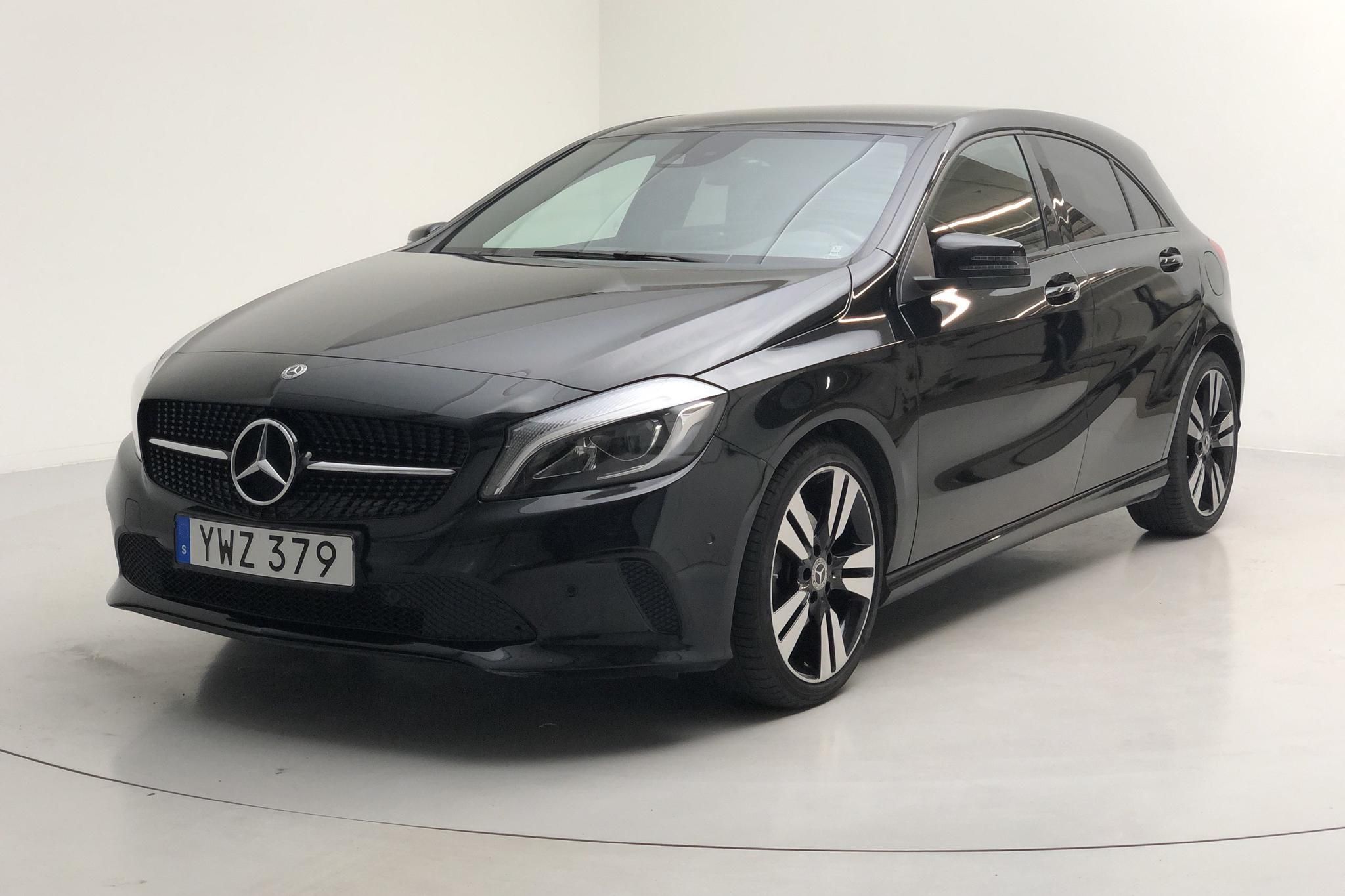 Mercedes A 220 d 5dr W176 (177hk)