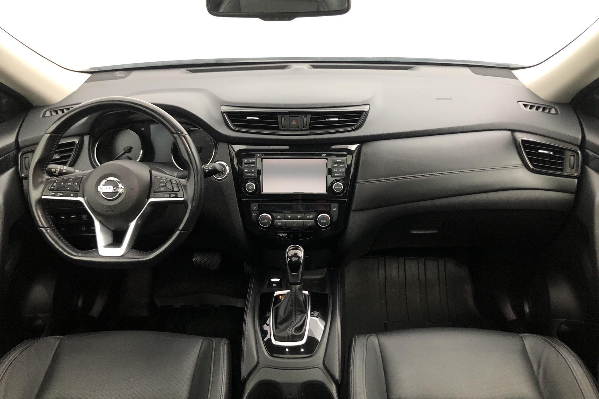 Nissan X-trail 1.6 dCi 2WD (130hk) - 42 620 km - Automatic - white - 2017