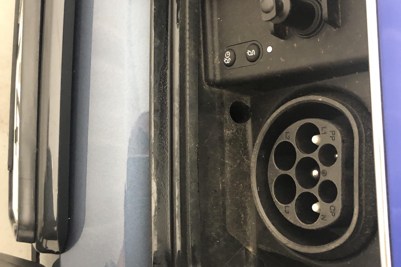 VW Passat 1.4 Plug-in-Hybrid Sportscombi (218hk) - 79 660 km - Automatic - blue - 2018