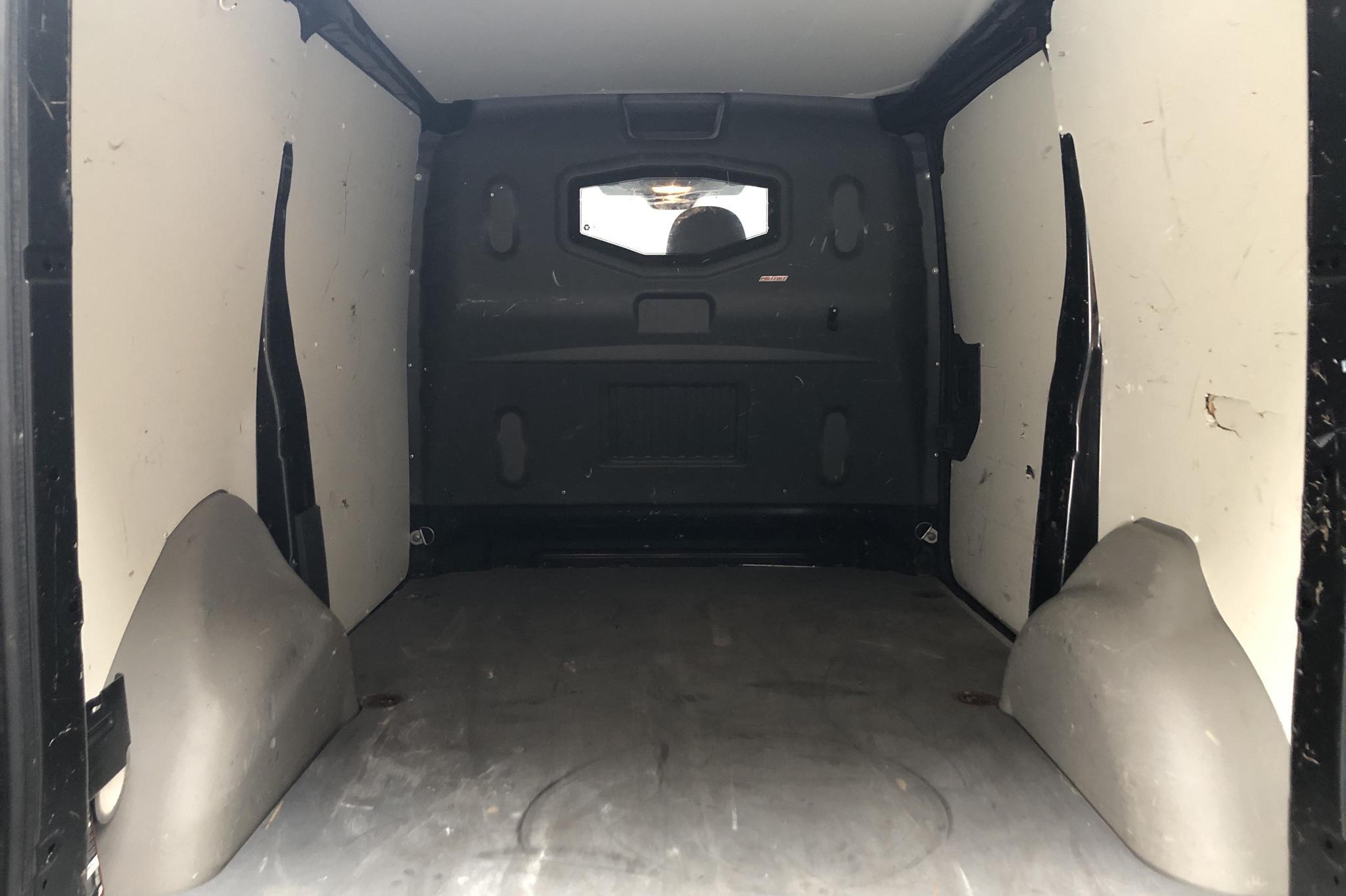 Fiat Scudo 2.0 MJT (130hk) - 8 113 mil - Manuell - svart - 2014