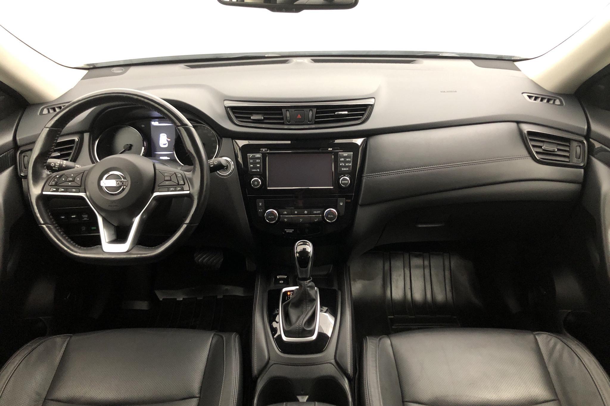 Nissan X-trail 1.6 dCi 2WD (130hk) - 4 663 mil - Automat - vit - 2017
