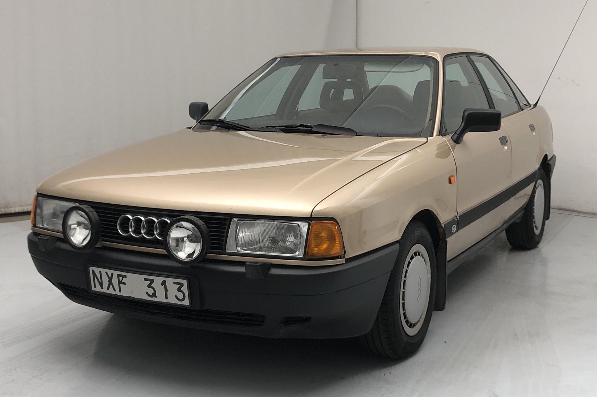Audi 80 1,8 (90hk)