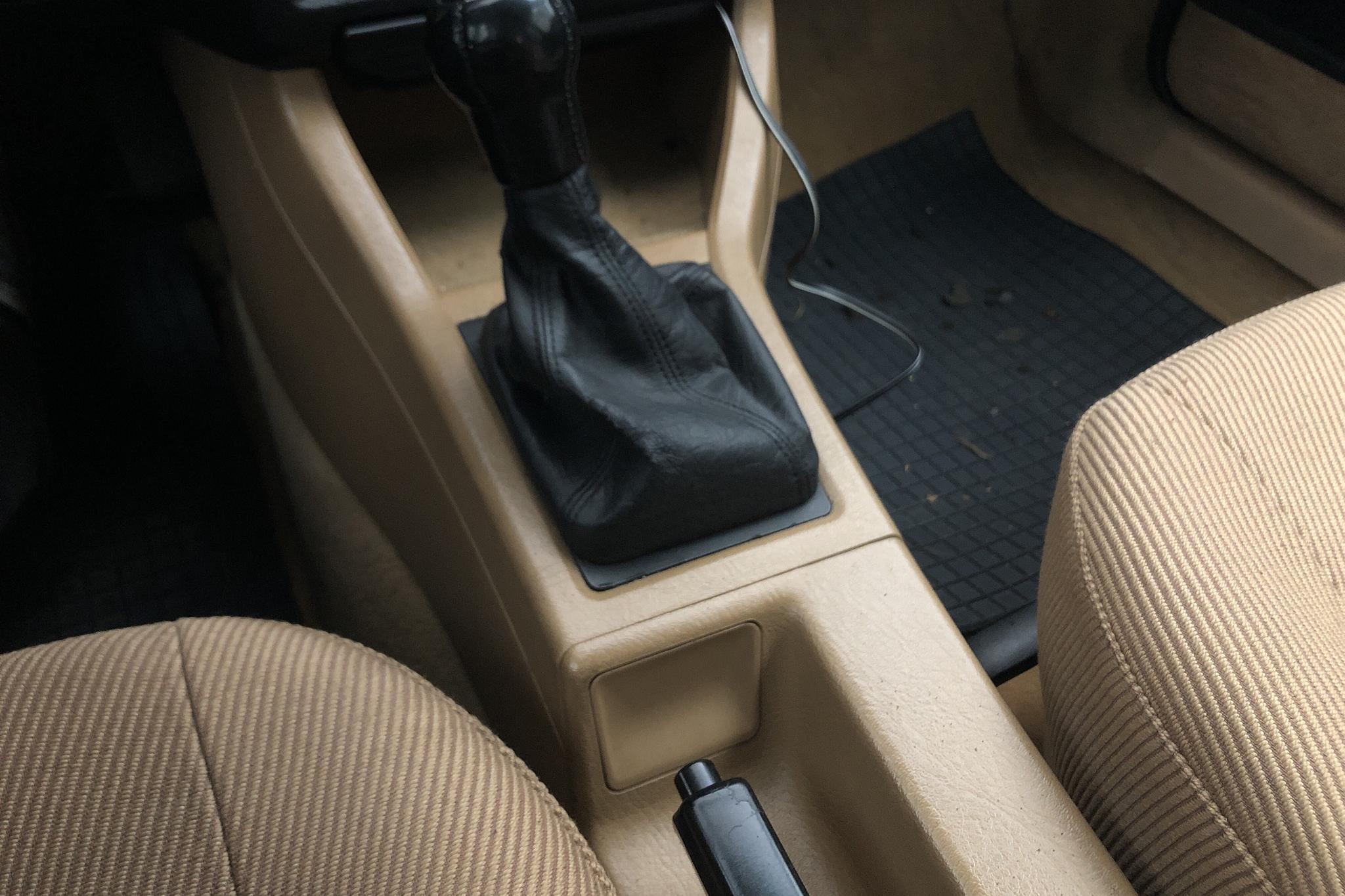 Audi 80 1,8 (90hk) - 21 589 mil - Manuell - Light Brown - 1988