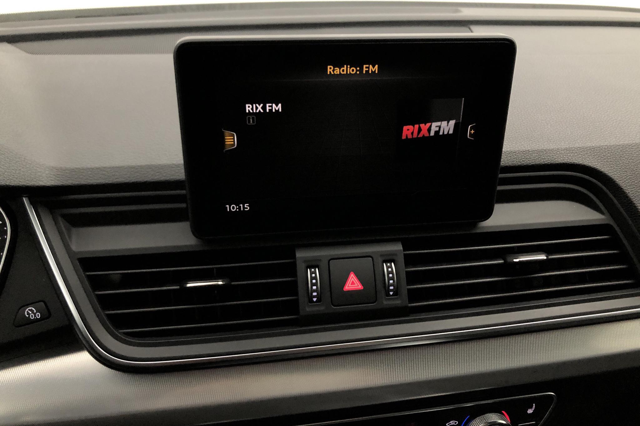 Audi Q5 2.0 TDI quattro (190hk) - 85 930 km - Automatic - silver - 2018