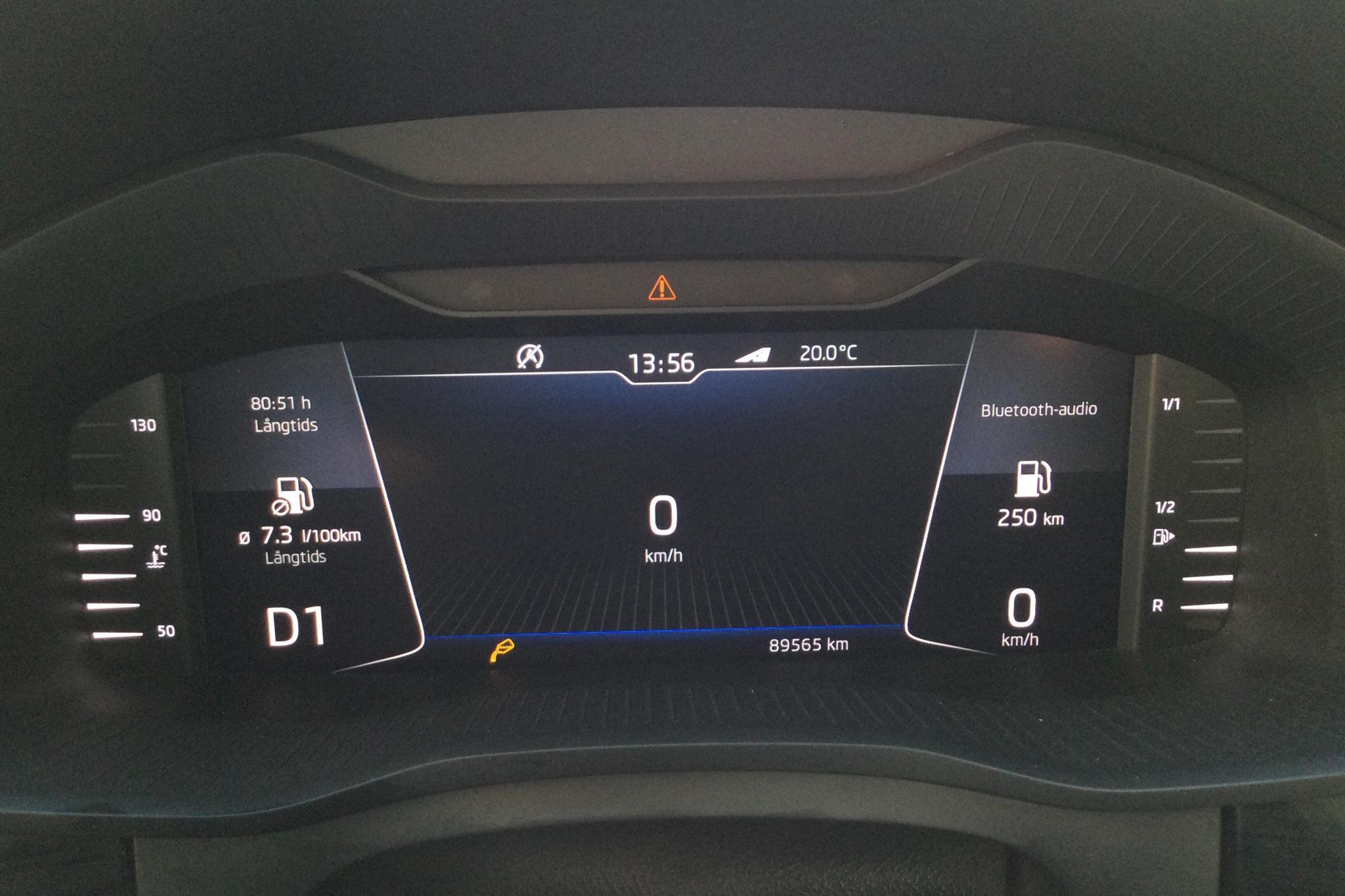 Skoda Kodiaq 2.0 TDI 4X4 (190hk) - 8 956 mil - Automat - svart - 2019