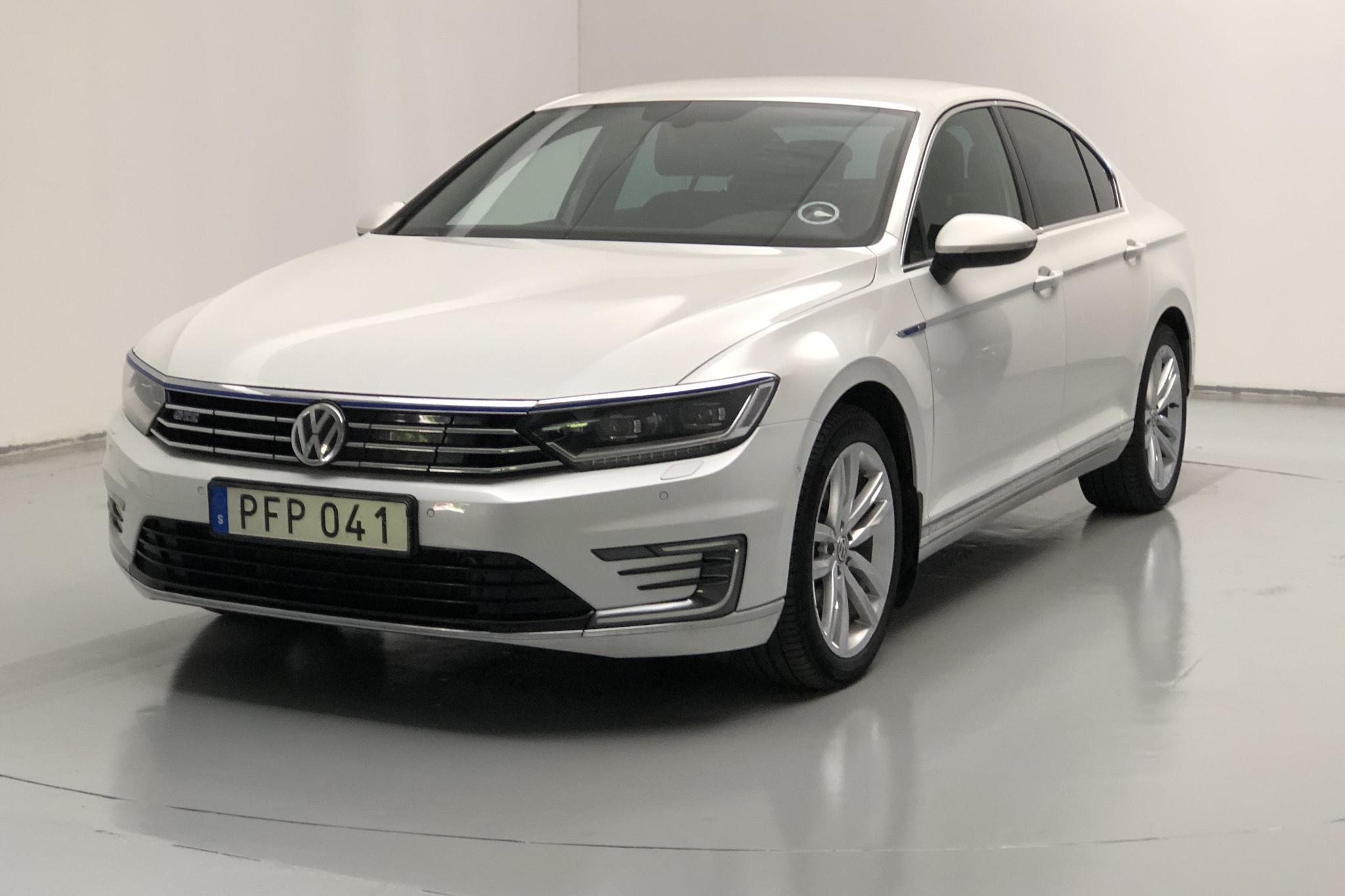 VW Passat 1.4 Plug-in-Hybrid (218hk)