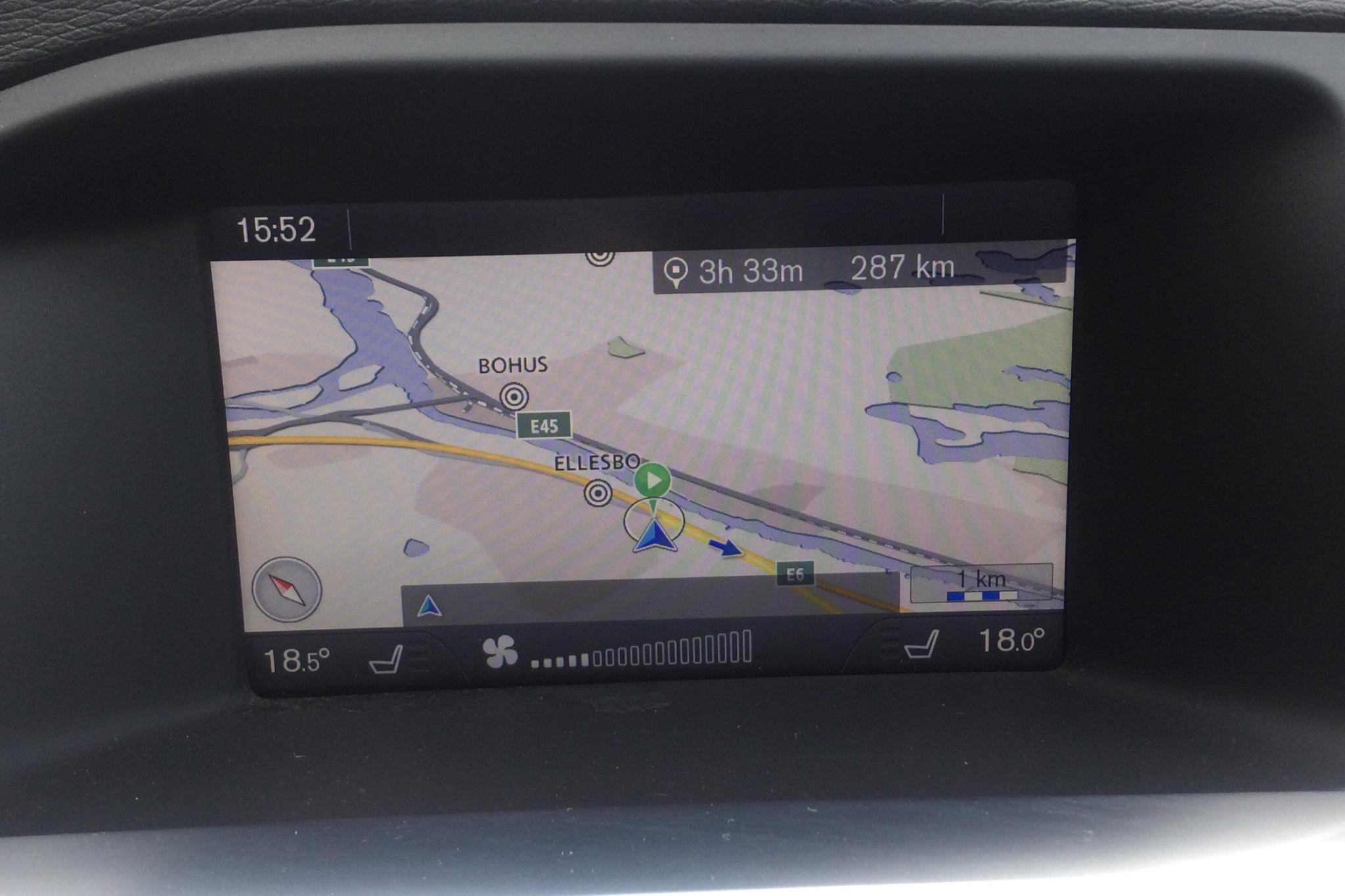 Volvo V60 1.6D DRIVe (115hk) - 26 669 mil - Manuell - vit - 2012
