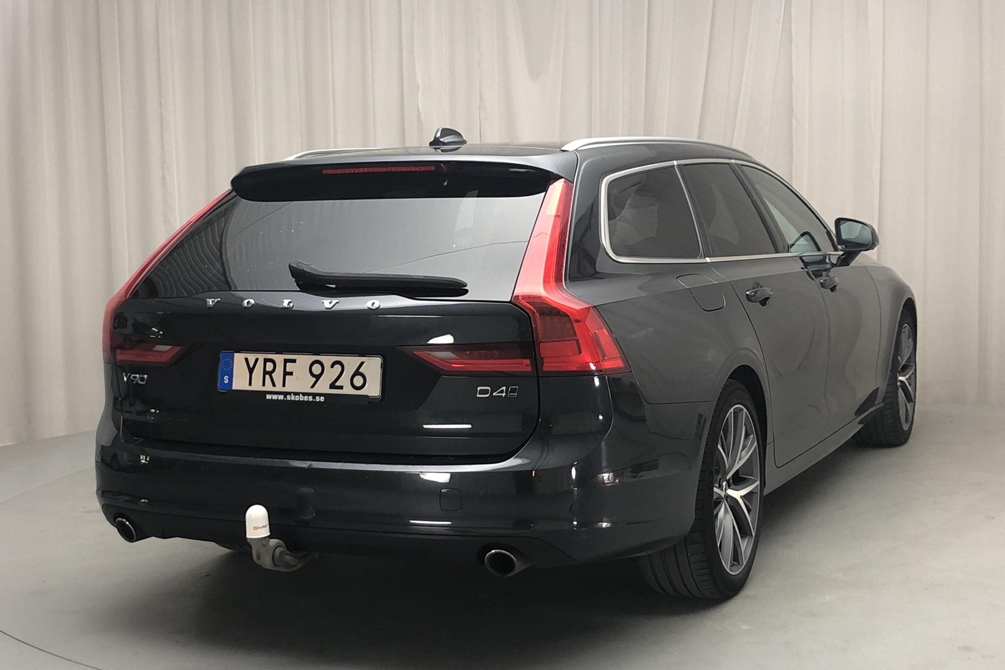 Volvo V90 D4 AWD (190hk) - 86 400 km - Automatic - gray - 2019