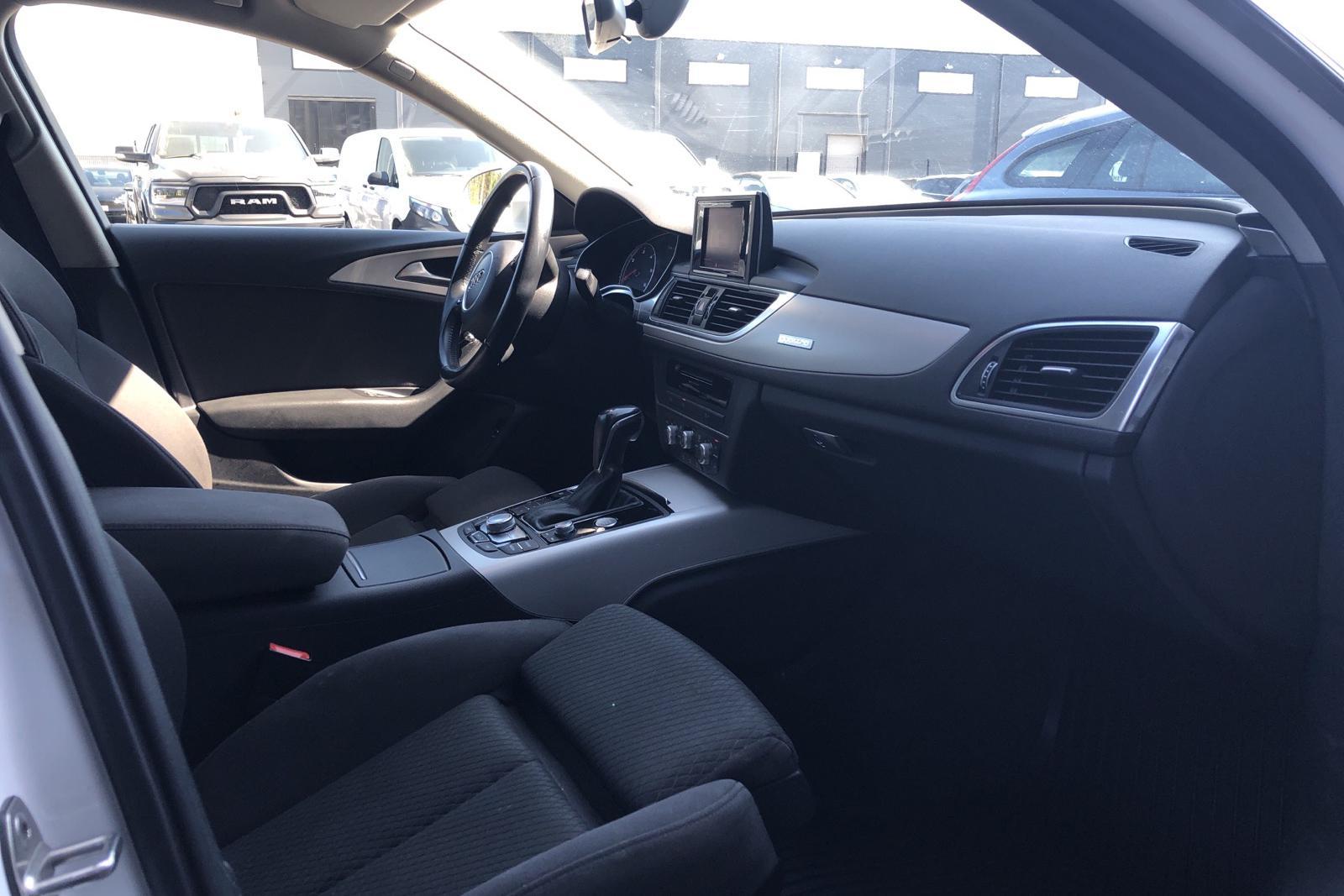 Audi A6 3.0 TDI Avant quattro (218hk) - 16 834 mil - Automat - vit - 2015