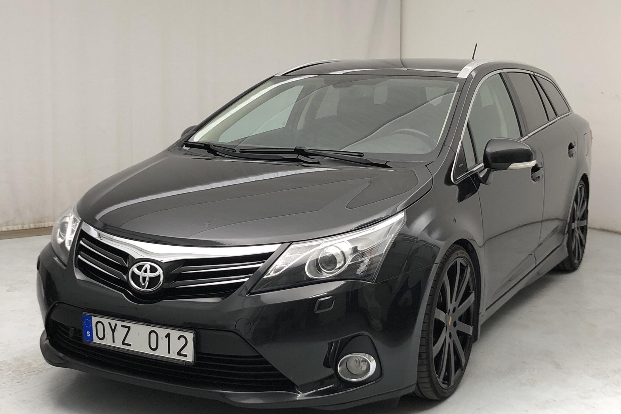 Toyota Avensis 2.0 Kombi (152hk)