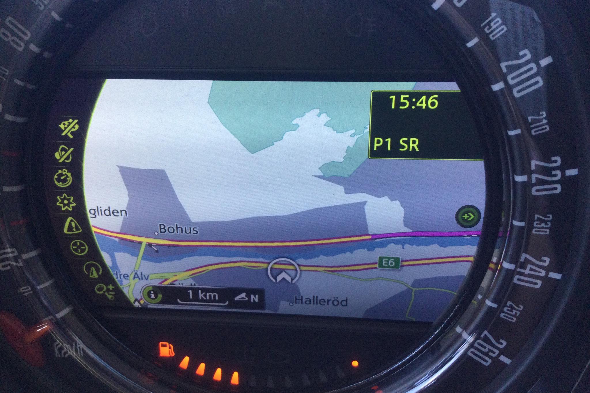 MINI Cooper S ALL4 Countryman (190hk) - 13 190 mil - Automat - svart - 2015
