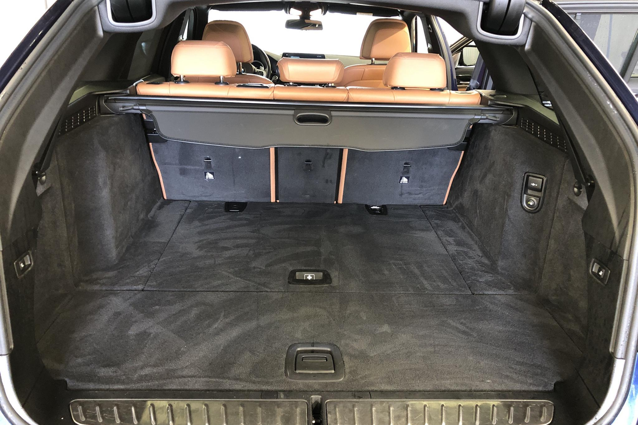 BMW 540i xDrive Touring, G31 (340hk) - 111 730 km - Automatic - blue - 2018