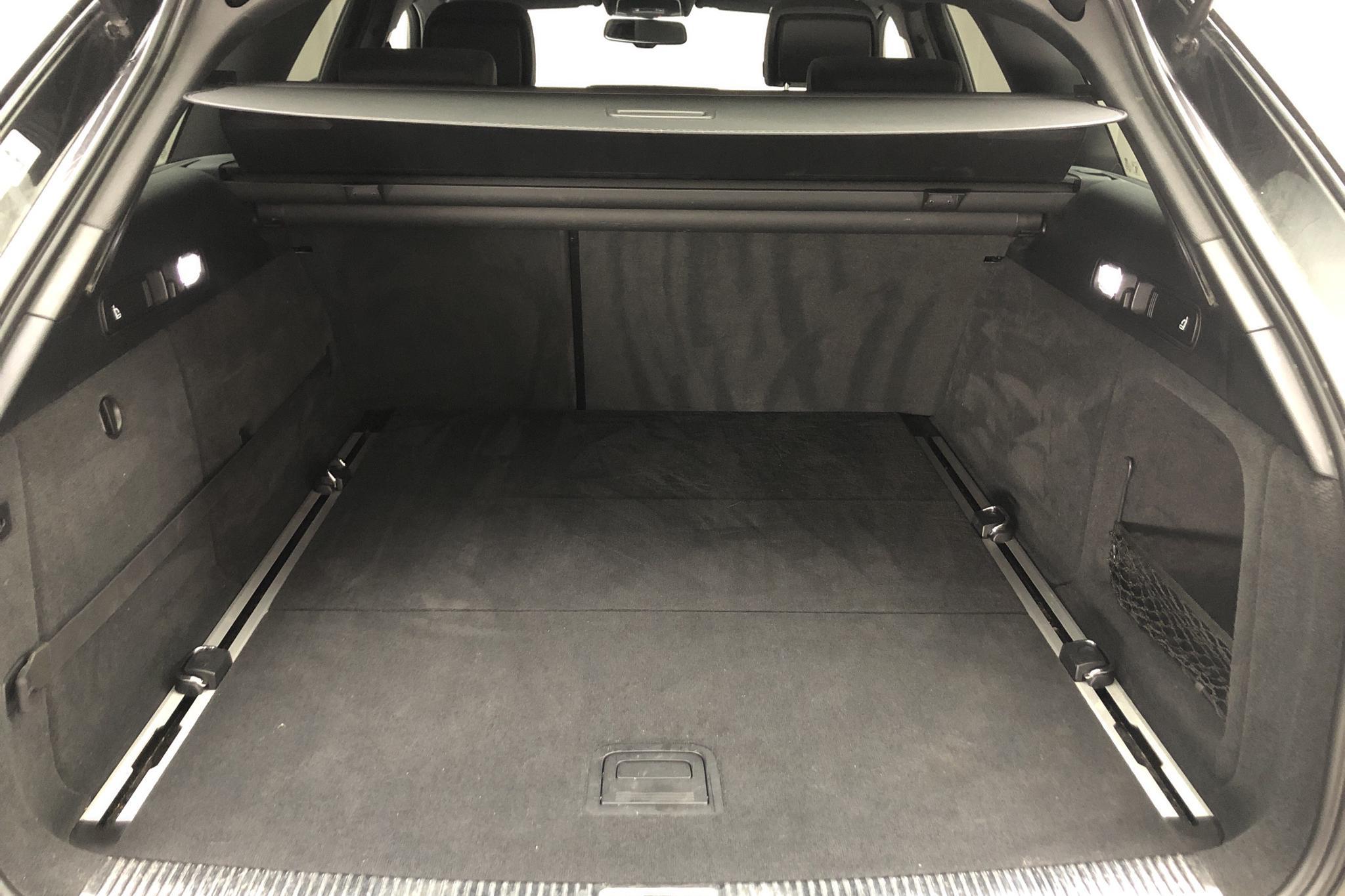 Audi A6 2.0 TDI Avant (190hk) - 9 283 mil - Manuell - svart - 2018