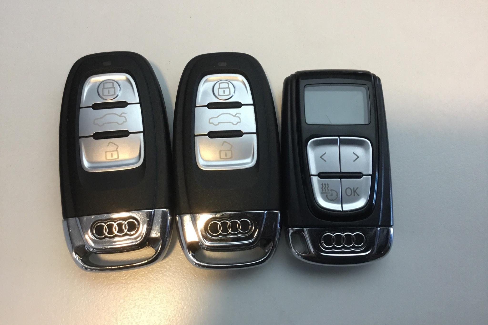 Audi A6 2.0 TDI Avant (190hk) - 92 830 km - Manual - black - 2018