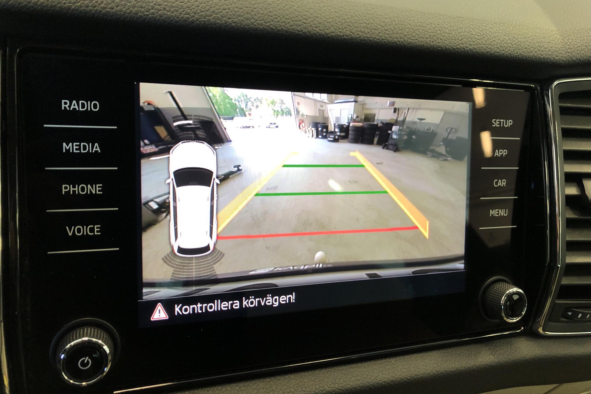 Skoda Kodiaq 2.0 TDI 4X4 (190hk) - 10 362 mil - Automat - svart - 2018