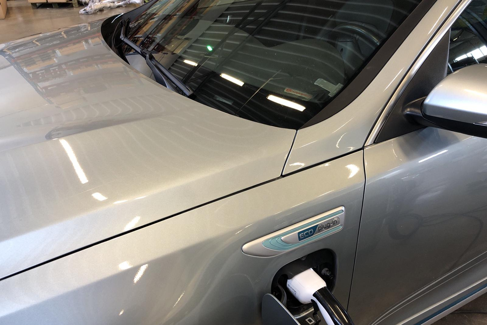 KIA Optima 2.0 GDi Plug-in Hybrid SW (205hk) - 71 840 km - Automatic - gray - 2018