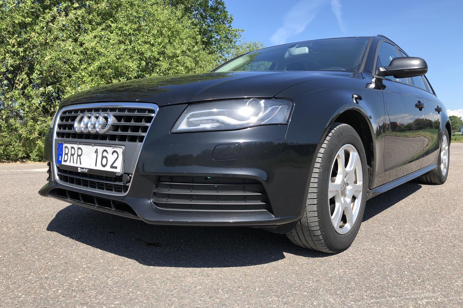 Audi A4 2.0 TDI Avant (143hk)