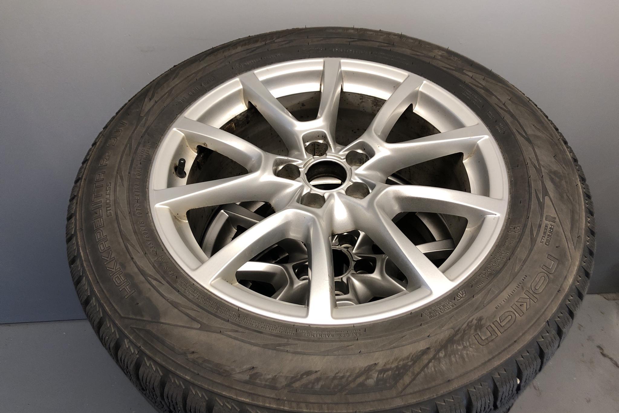 Audi Q5 2.0 TDI quattro (170hk) - 183 460 km - Automatic - black - 2011