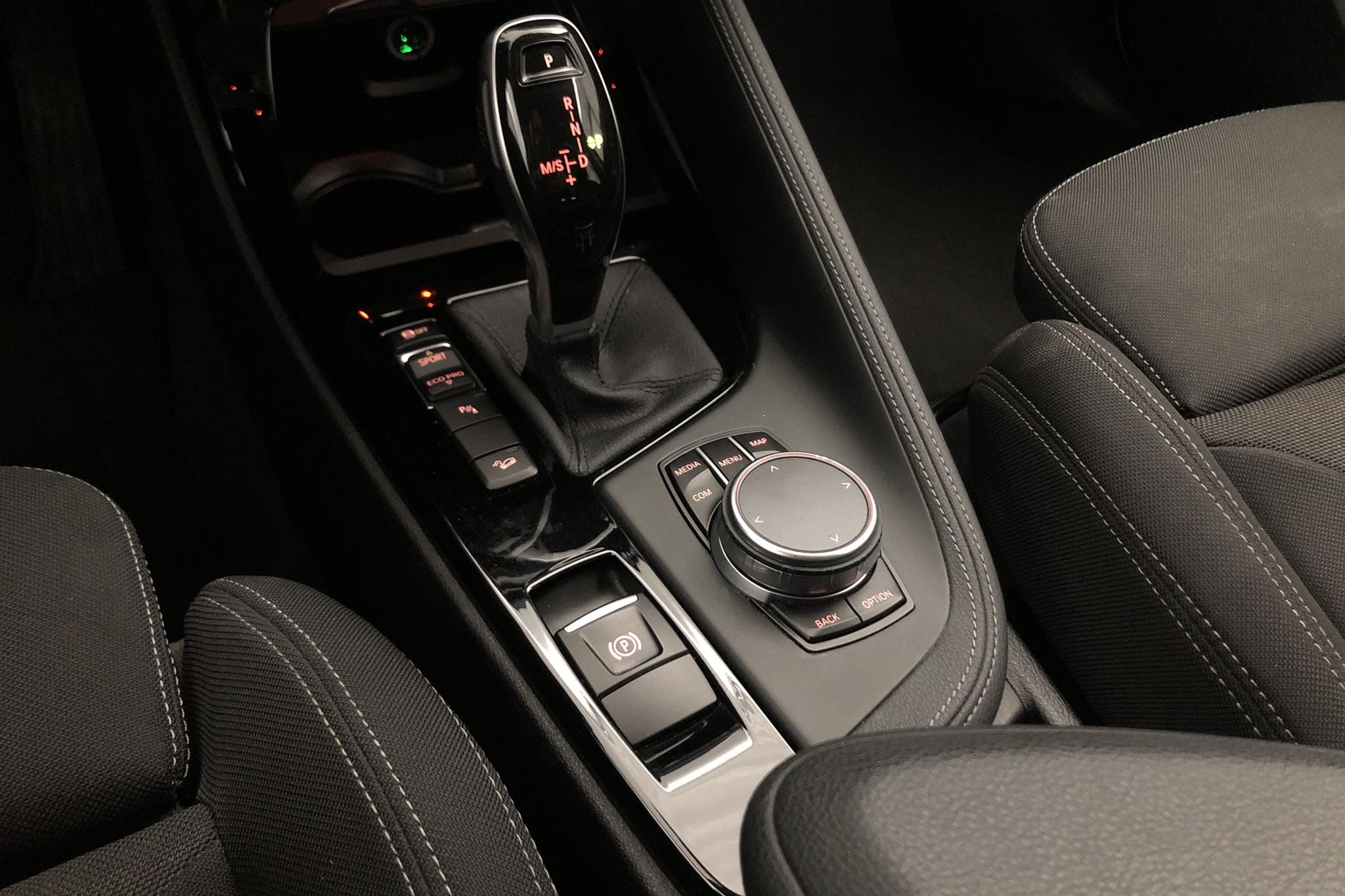 BMW X1 xDrive20d, F48 (190hk) - 68 370 km - Automatic - gray - 2018