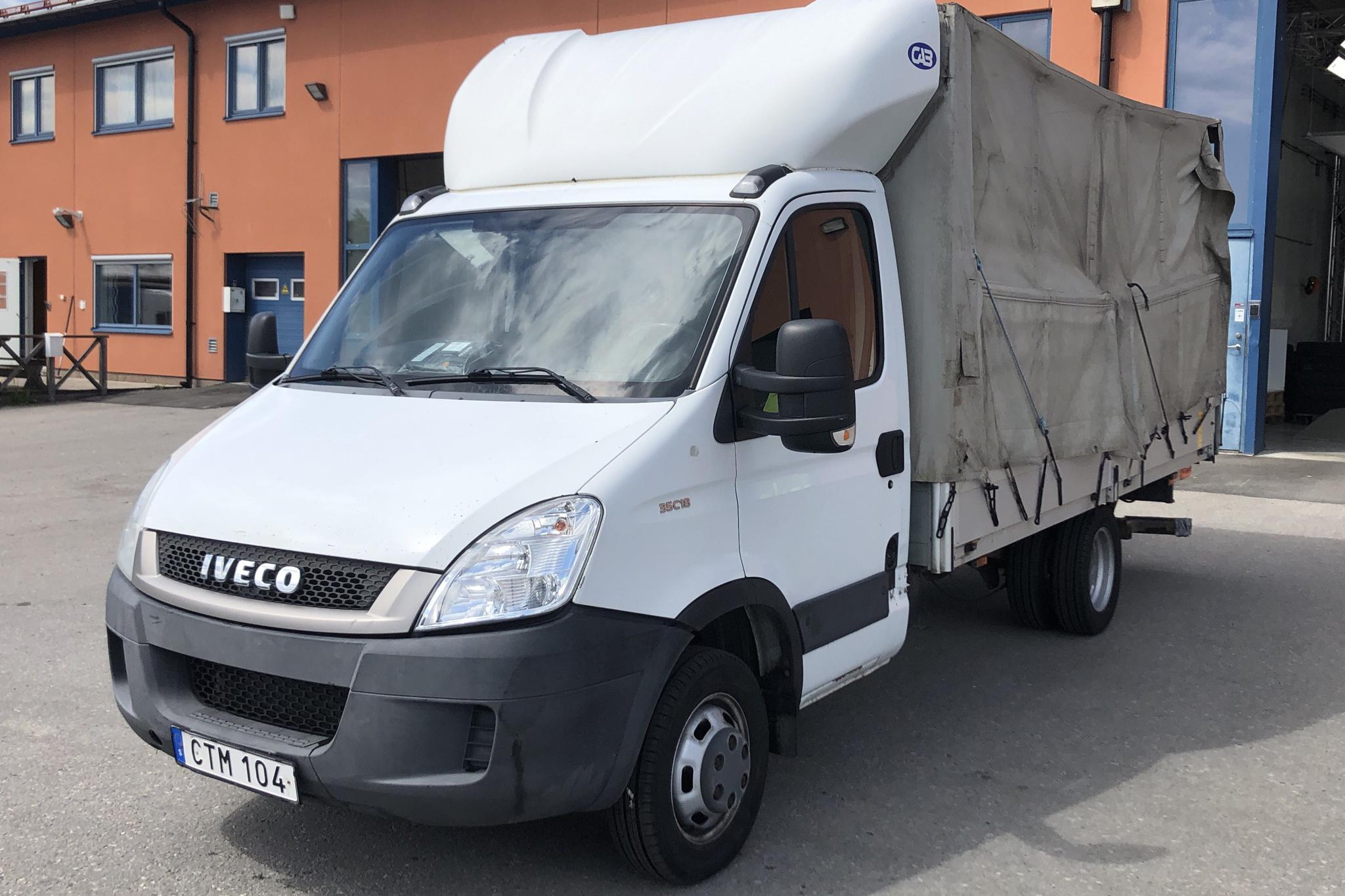 Iveco Daily 35 3.0 HPT (176hk)