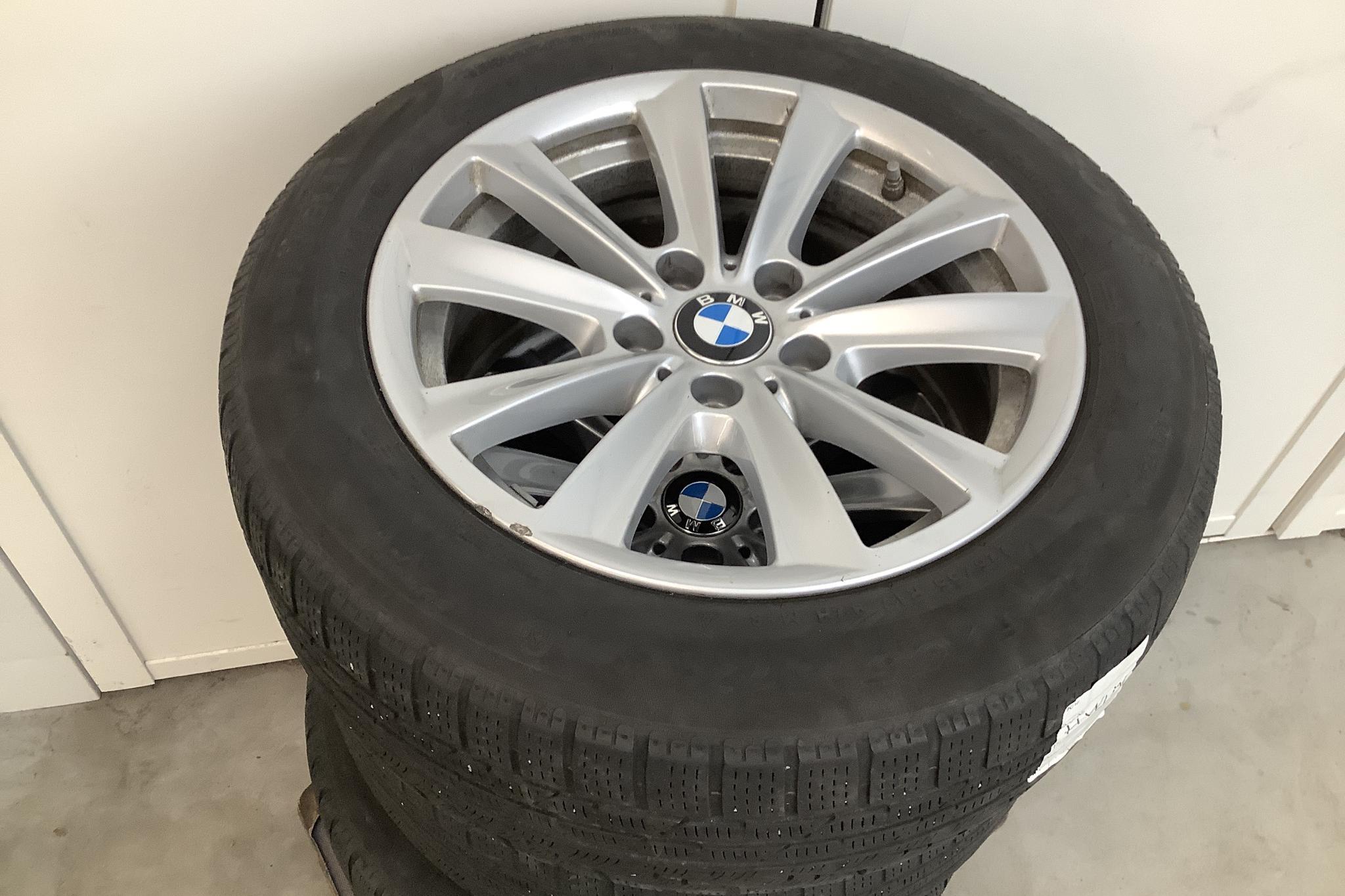 BMW 520d Touring, F11 (190hk) - 5 500 mil - Automat - svart - 2016