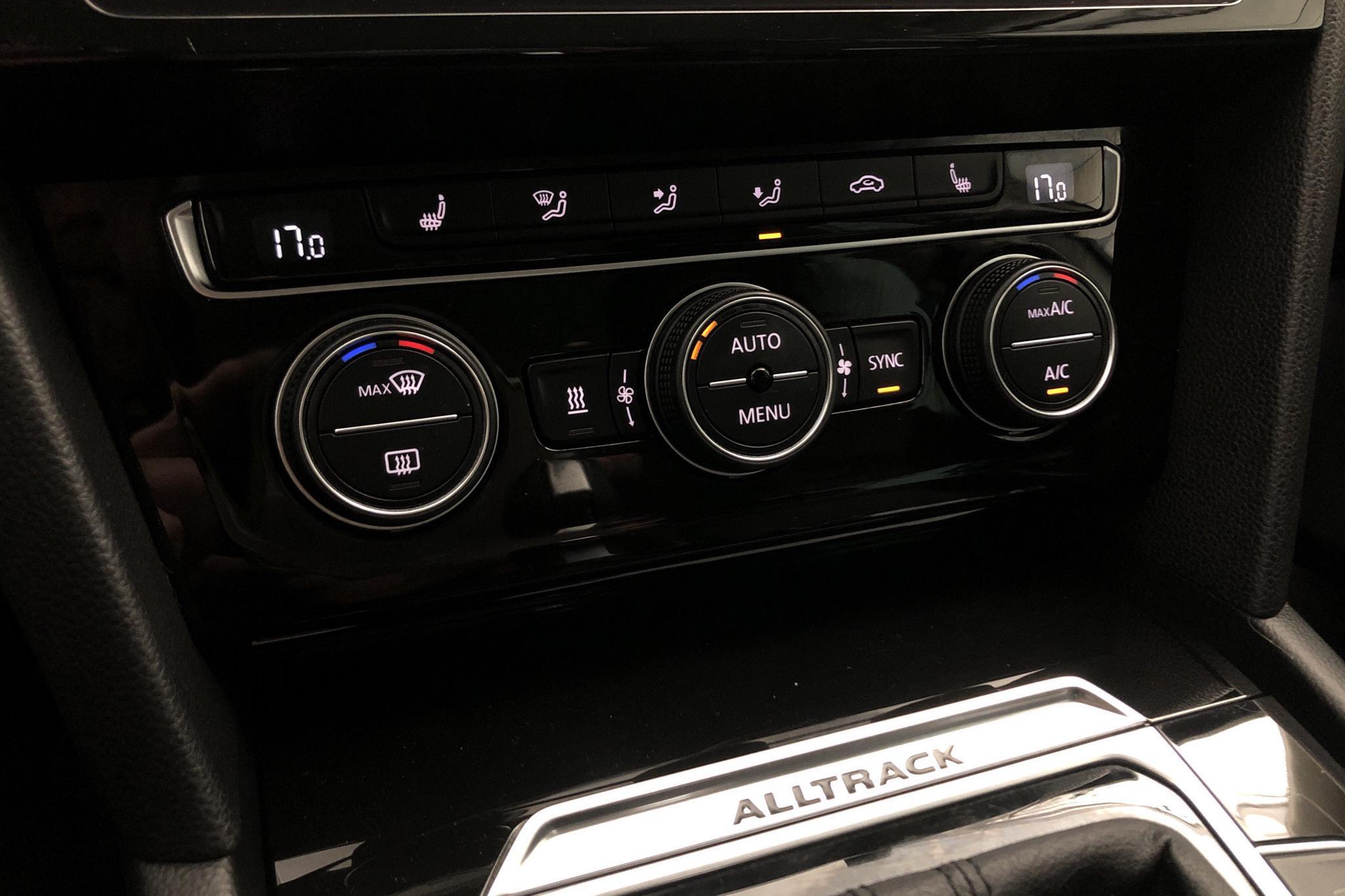 VW Passat 2.0 TDI Sportscombi 4MOTION (190hk) - 11 452 mil - Automat - vit - 2018