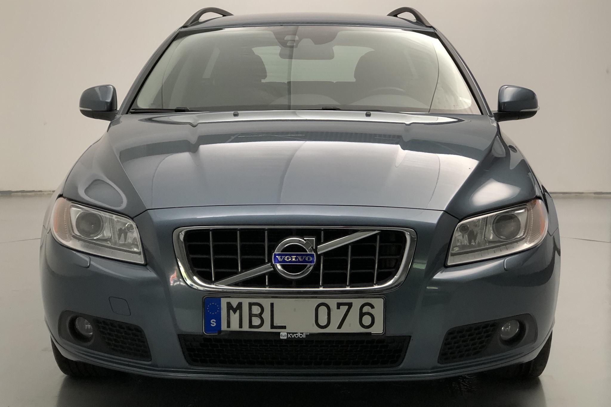 Volvo V70 II D3 (163hk) - 18 804 mil - Automat - blå - 2012