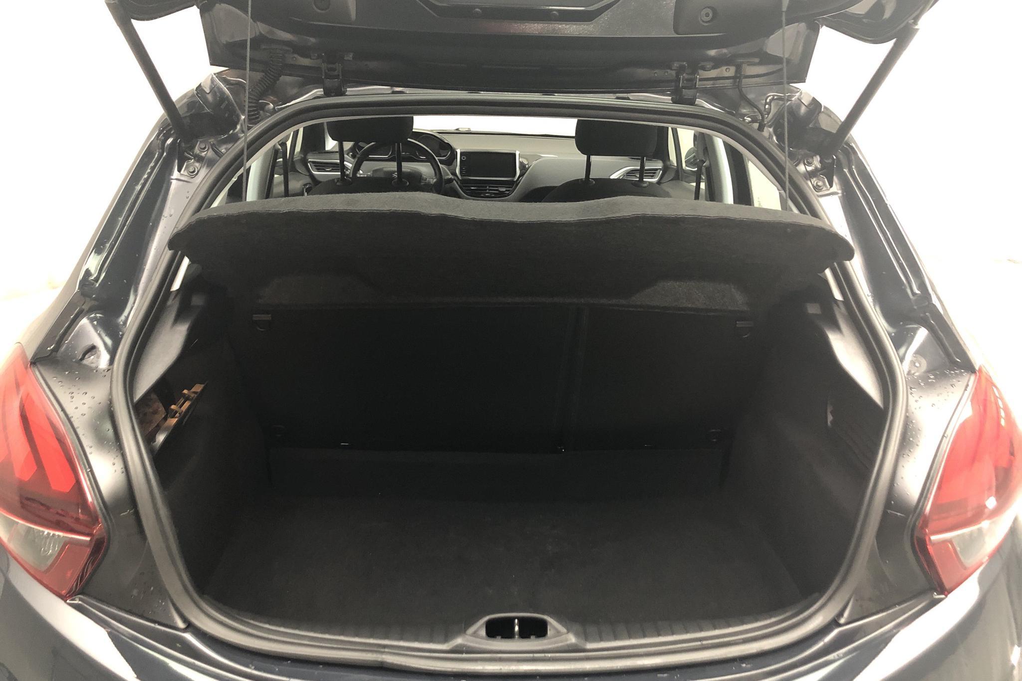 Peugeot 208 BlueHDi 5dr (100hk) - 5 335 mil - Manuell - Dark Grey - 2016
