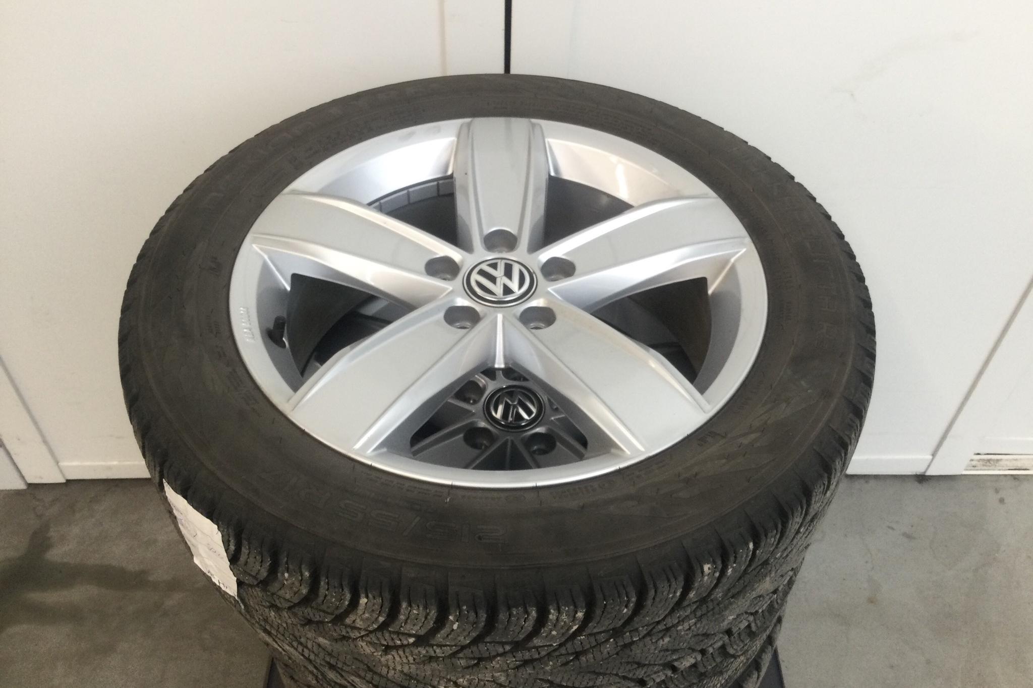 VW Passat 1.4 Plug-in-Hybrid Sportscombi (218hk) - 51 480 km - Automatic - silver - 2018