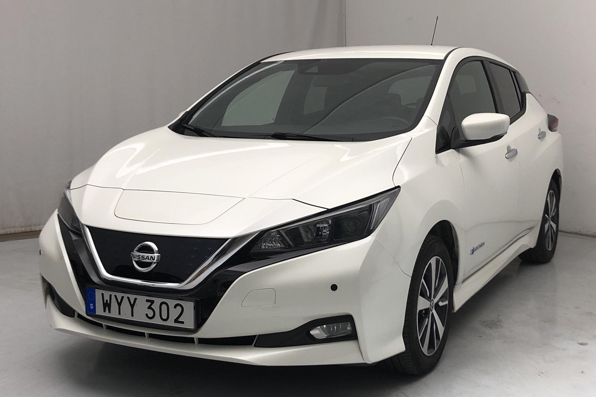 Nissan LEAF 5dr 40 kWh (150hk)