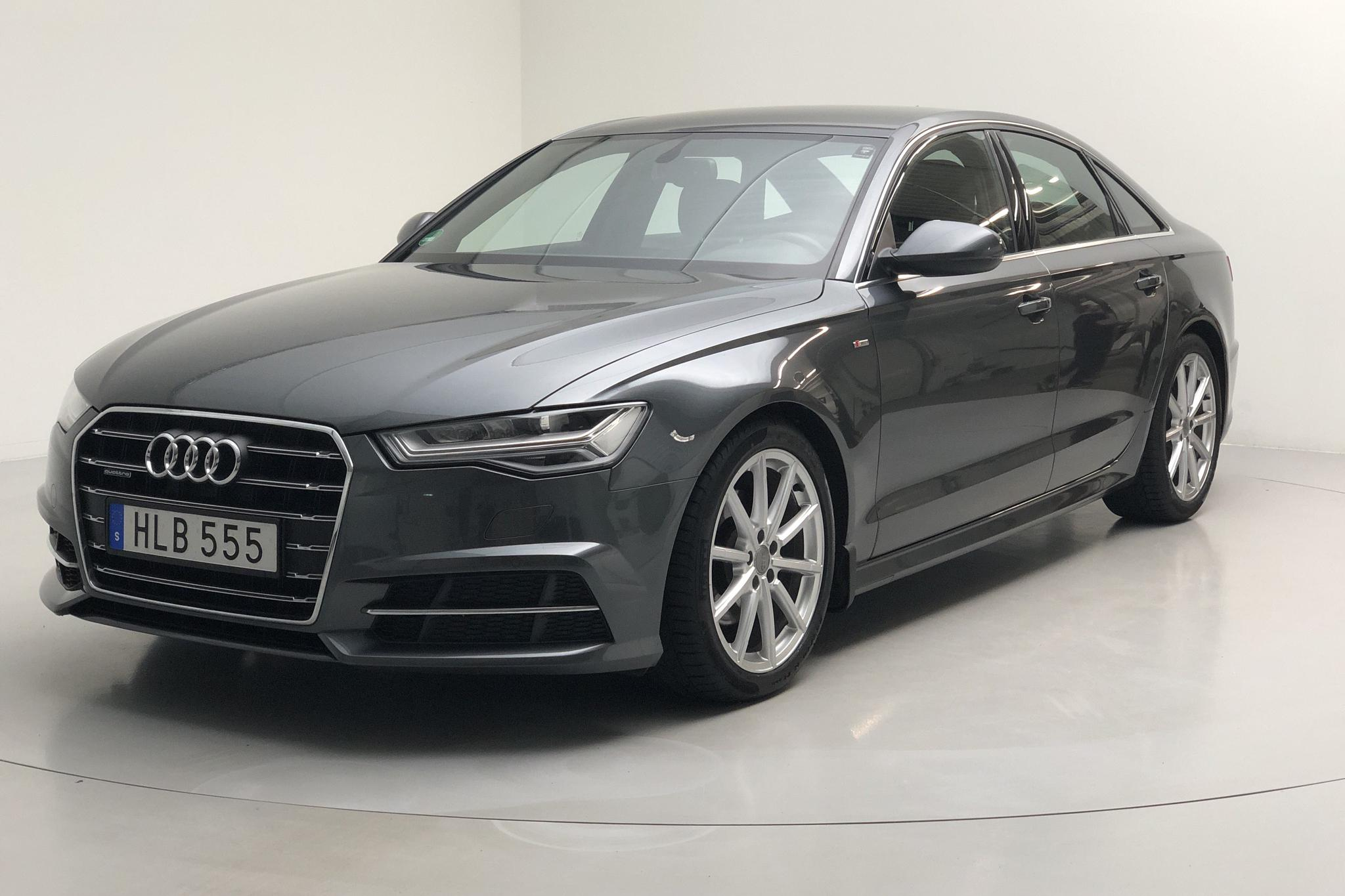 Audi A6 2.0 TDI quattro (190hk)