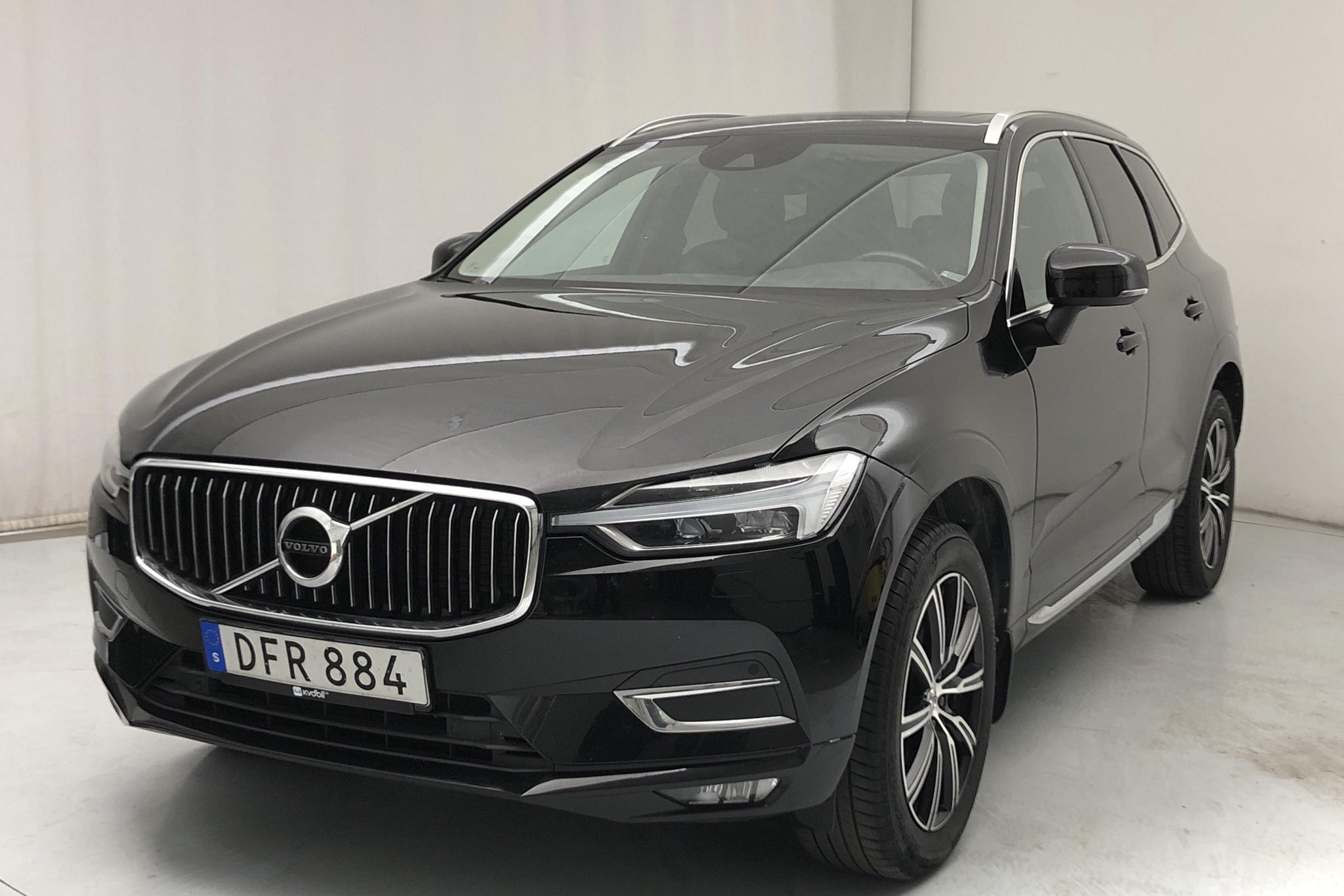 Volvo XC60 D4 AWD (190hk) - 16 628 mil - Automat - svart - 2018